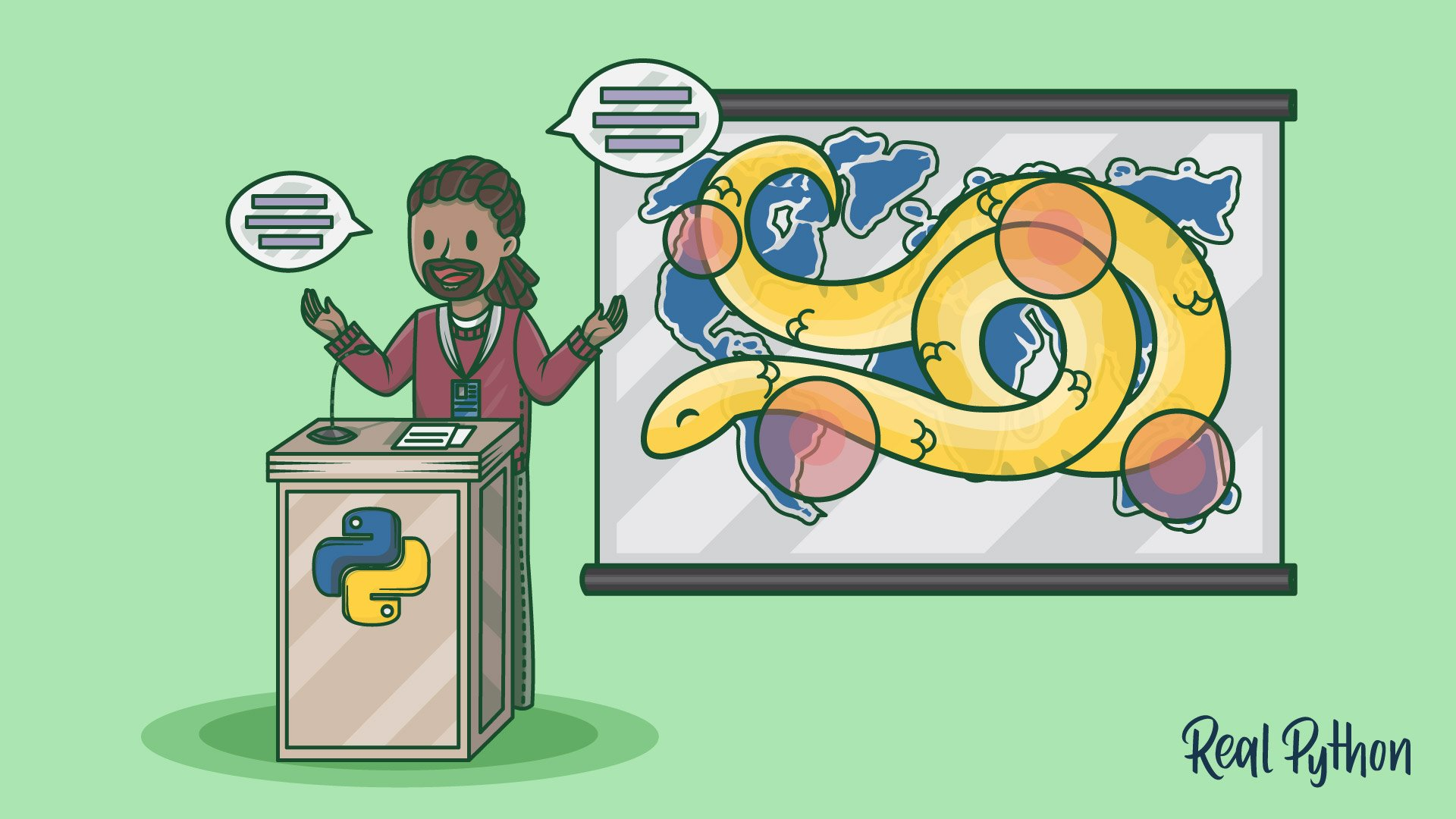 Top 10 Must-Watch PyCon Talks – Real Python