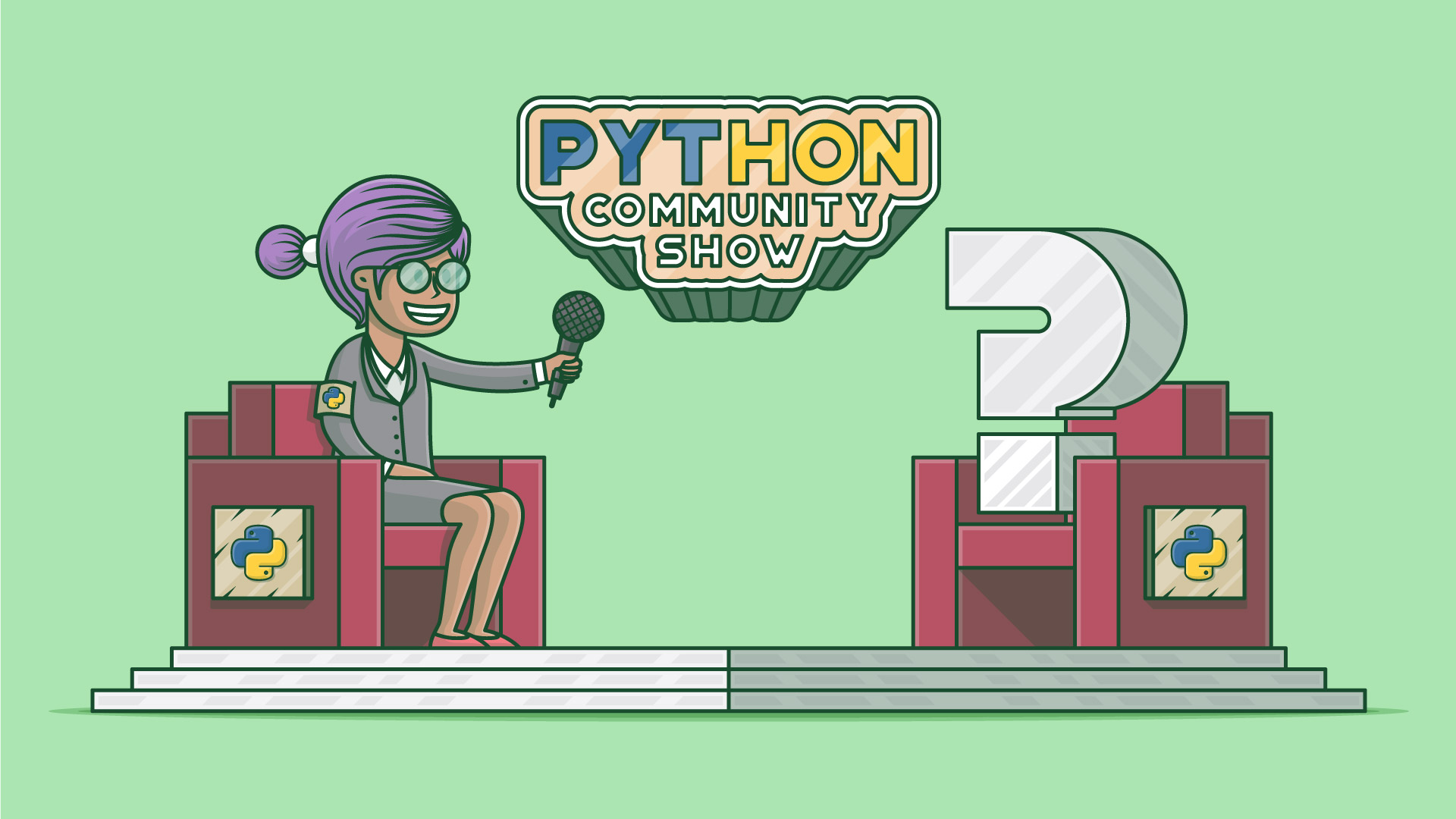 Python Community Interview