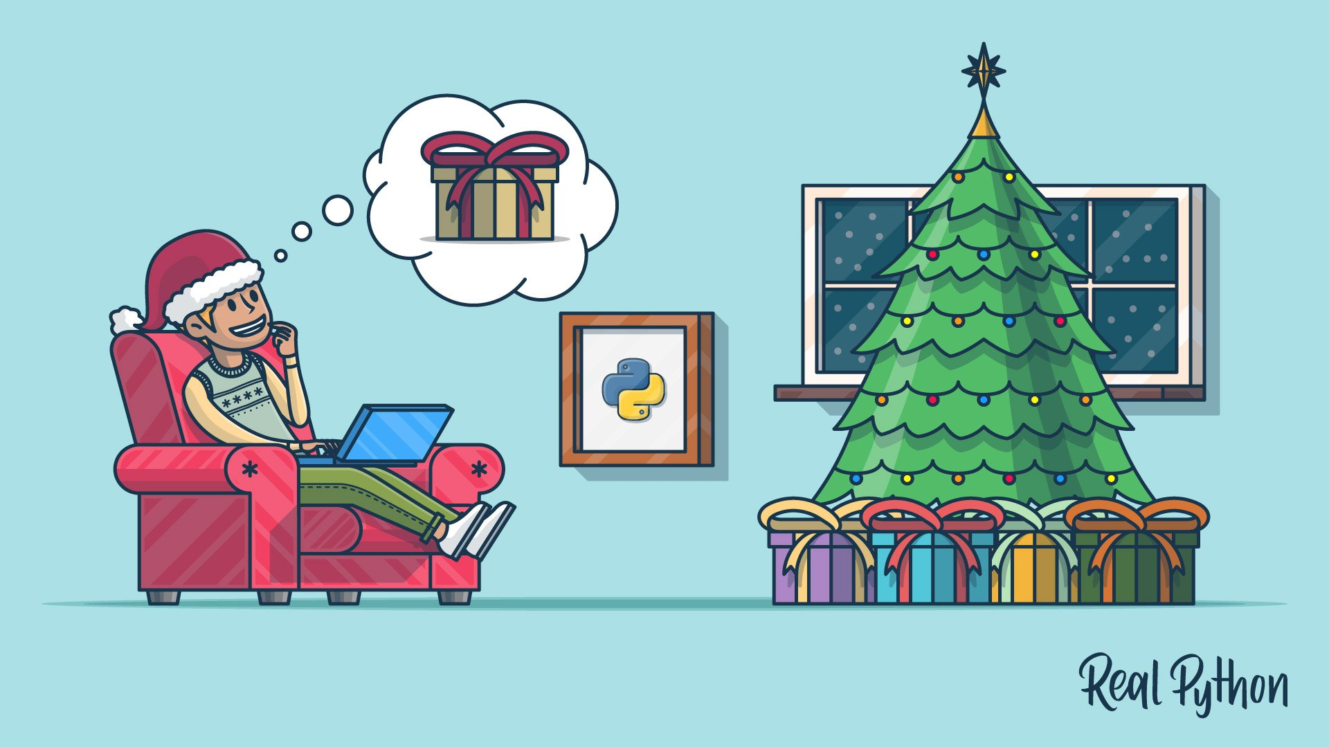 A Pythonista's Holiday Wish List