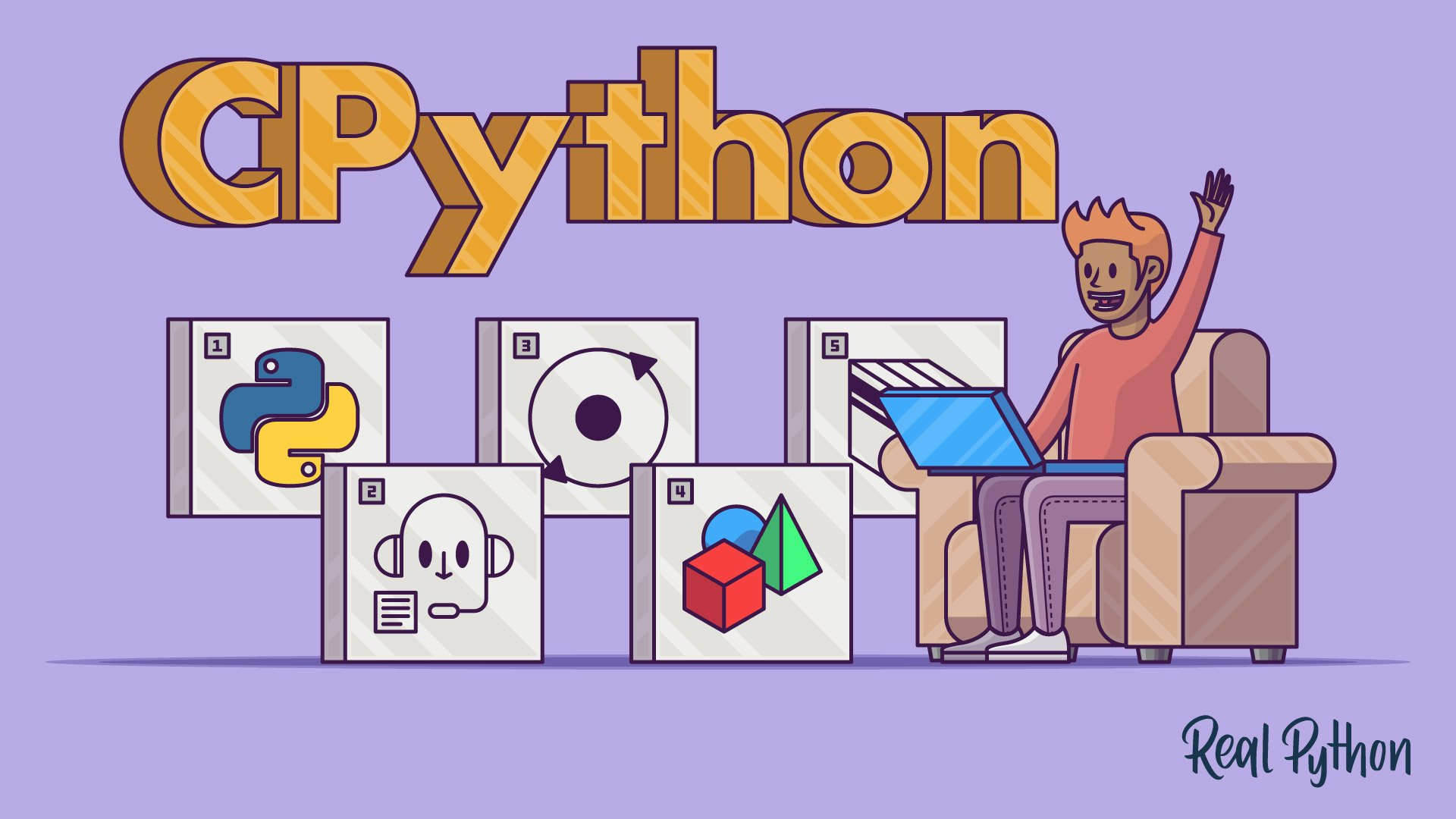 Your Guide to the CPython Source Code