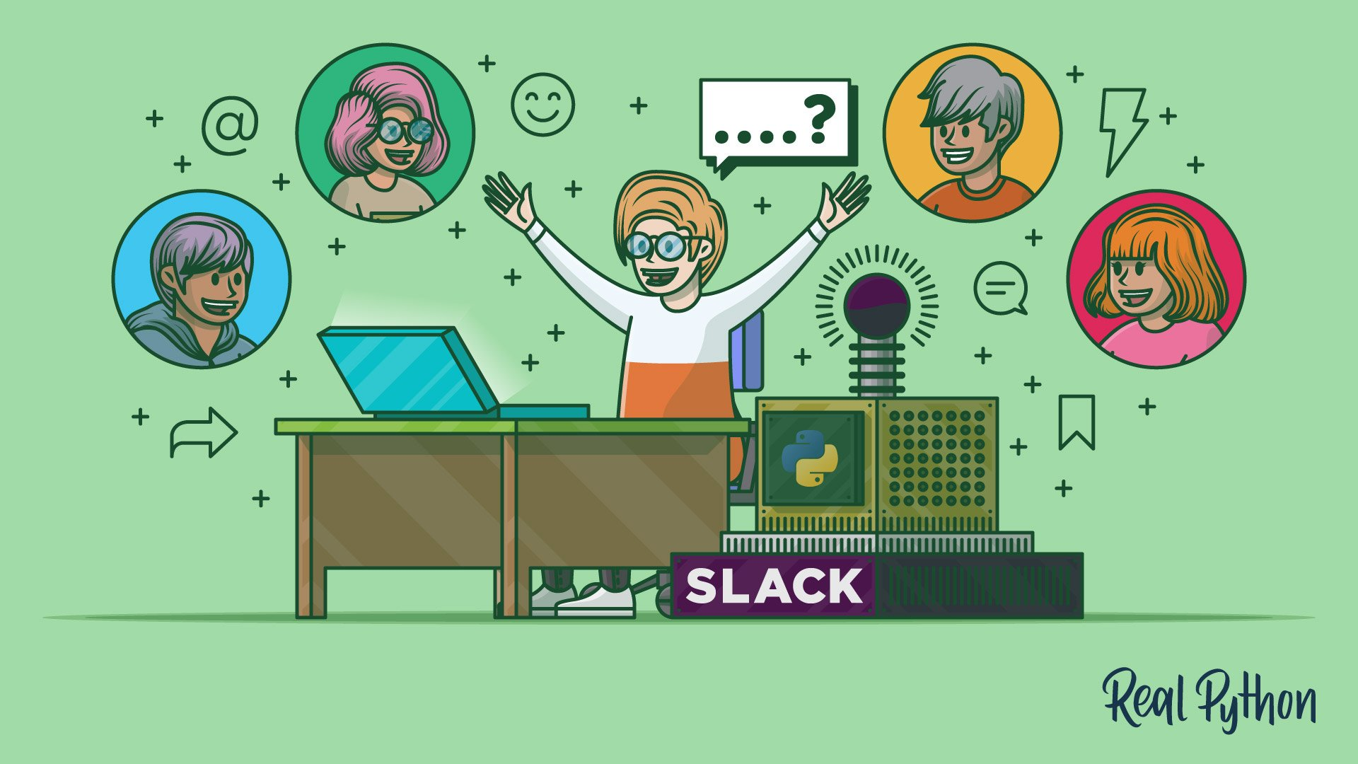 Level Up Your Skills With the Real Python Slack Community