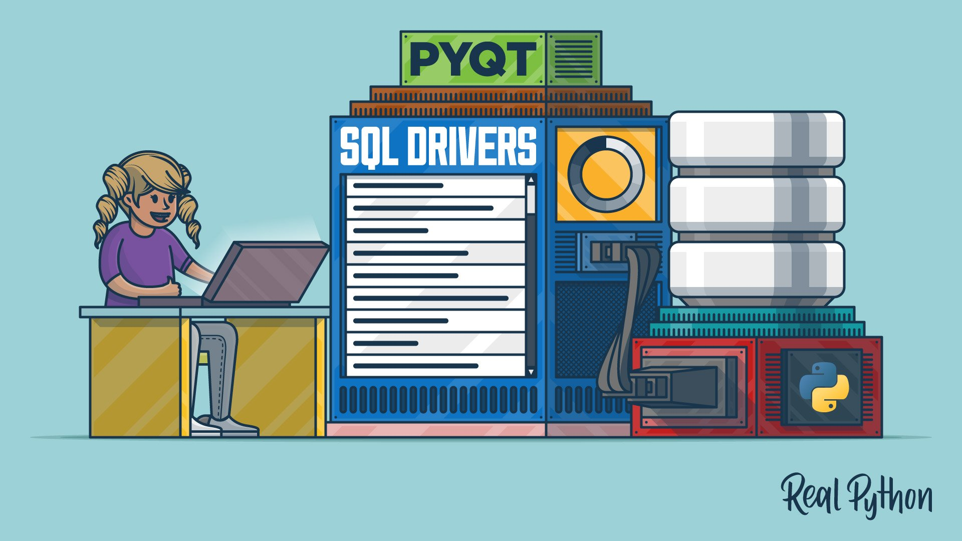 Handling SQL Databases With PyQt: The Basics