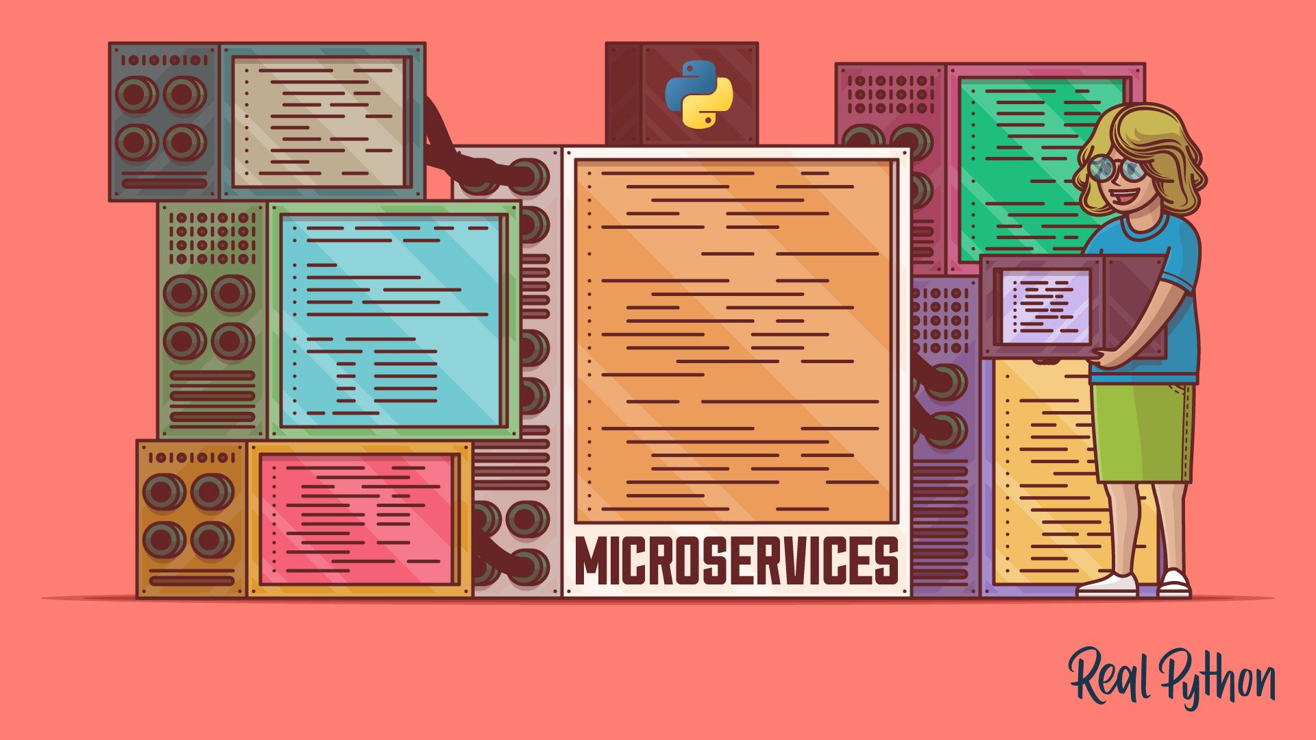 Python Microservices With gRPC