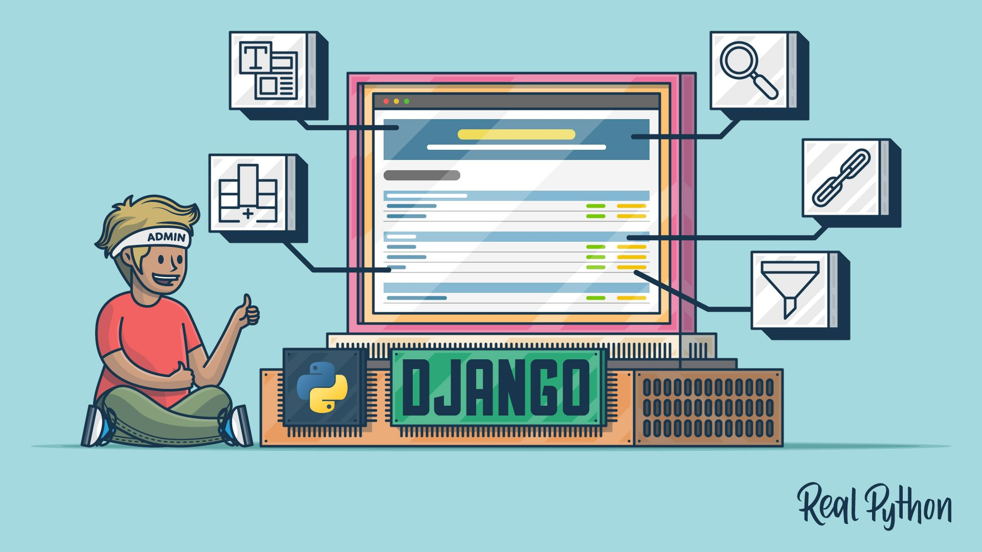 Customize the Django Admin With Python