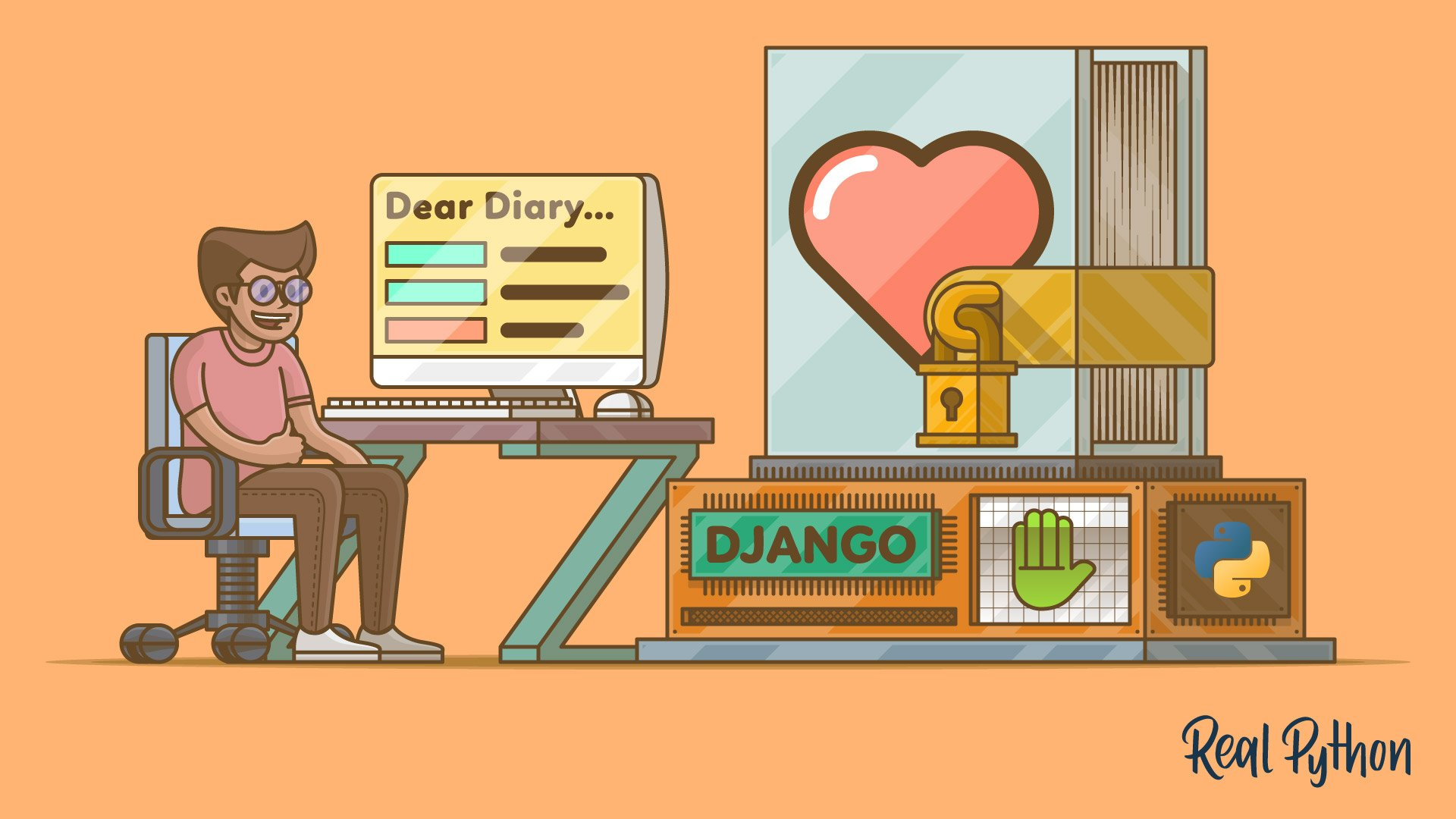 Build a Personal Diary With Django and Python