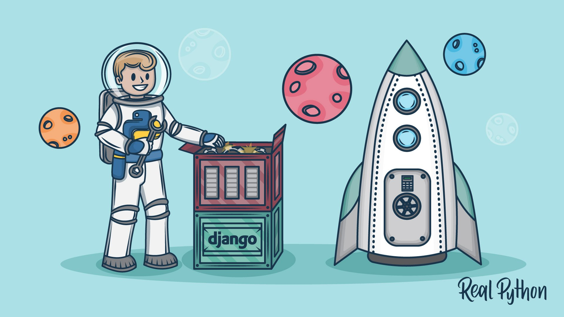 Starting a Django Project – Real Python