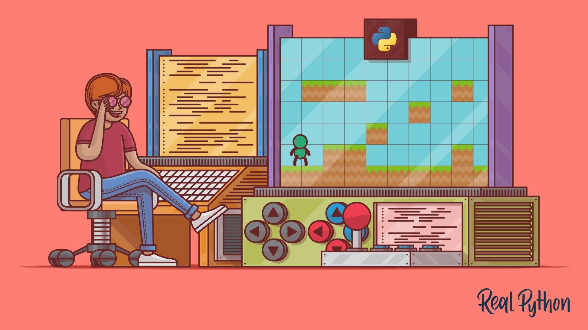 Build a Platform Game in Python With Arcade