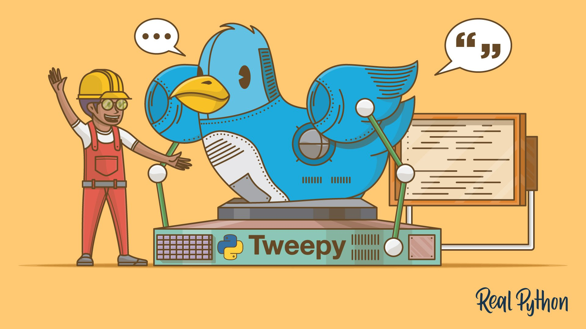 How to Make a Twitter Bot in Python With Tweepy – Real Python