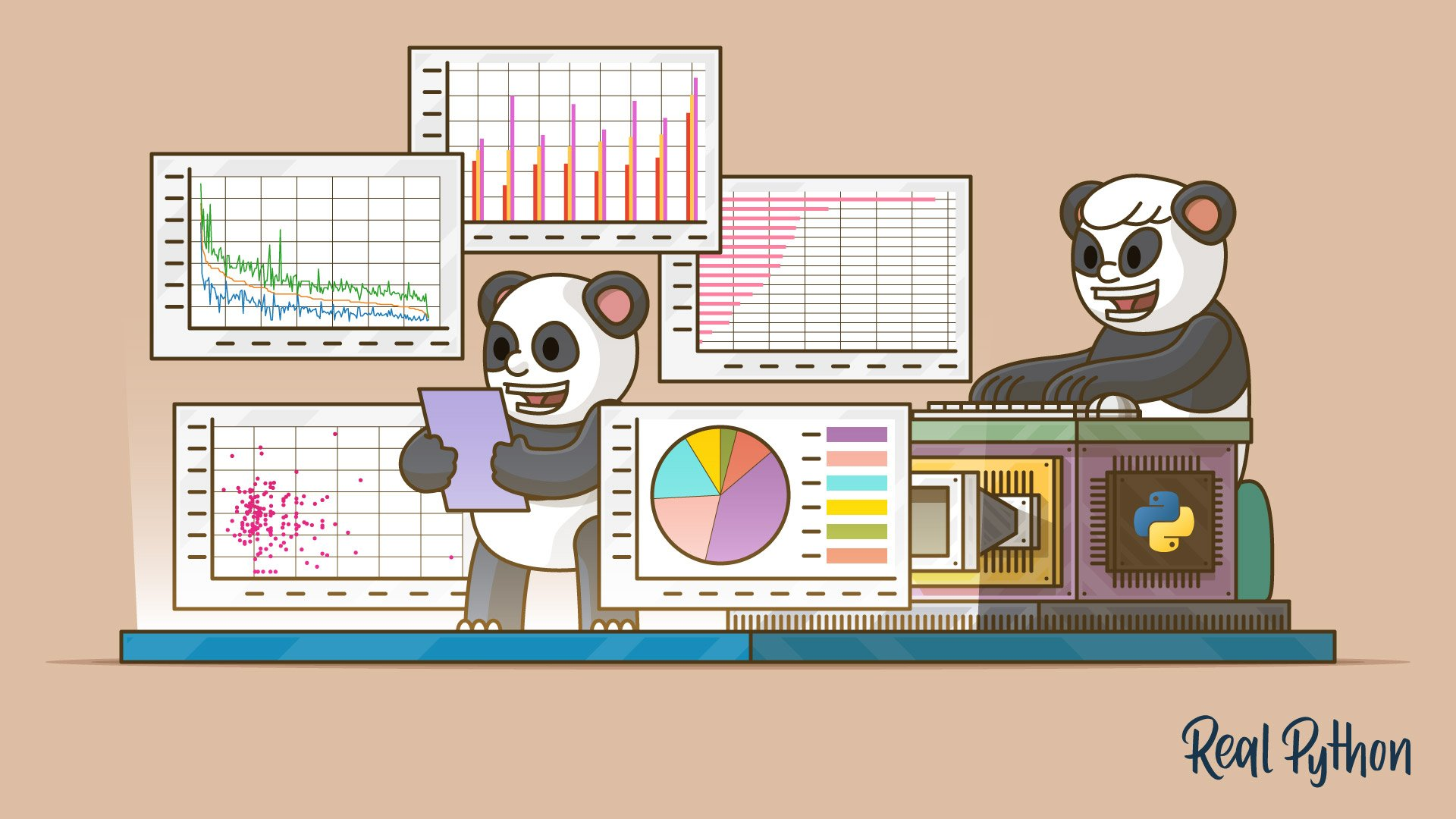 Plot With Pandas: Python Data Visualization for Beginners