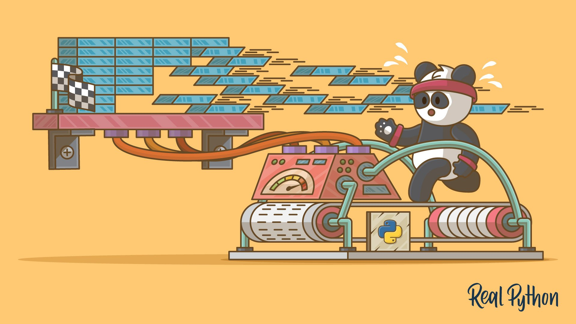 Fast, Flexible, Easy and Intuitive: How to Speed Up Your Pandas