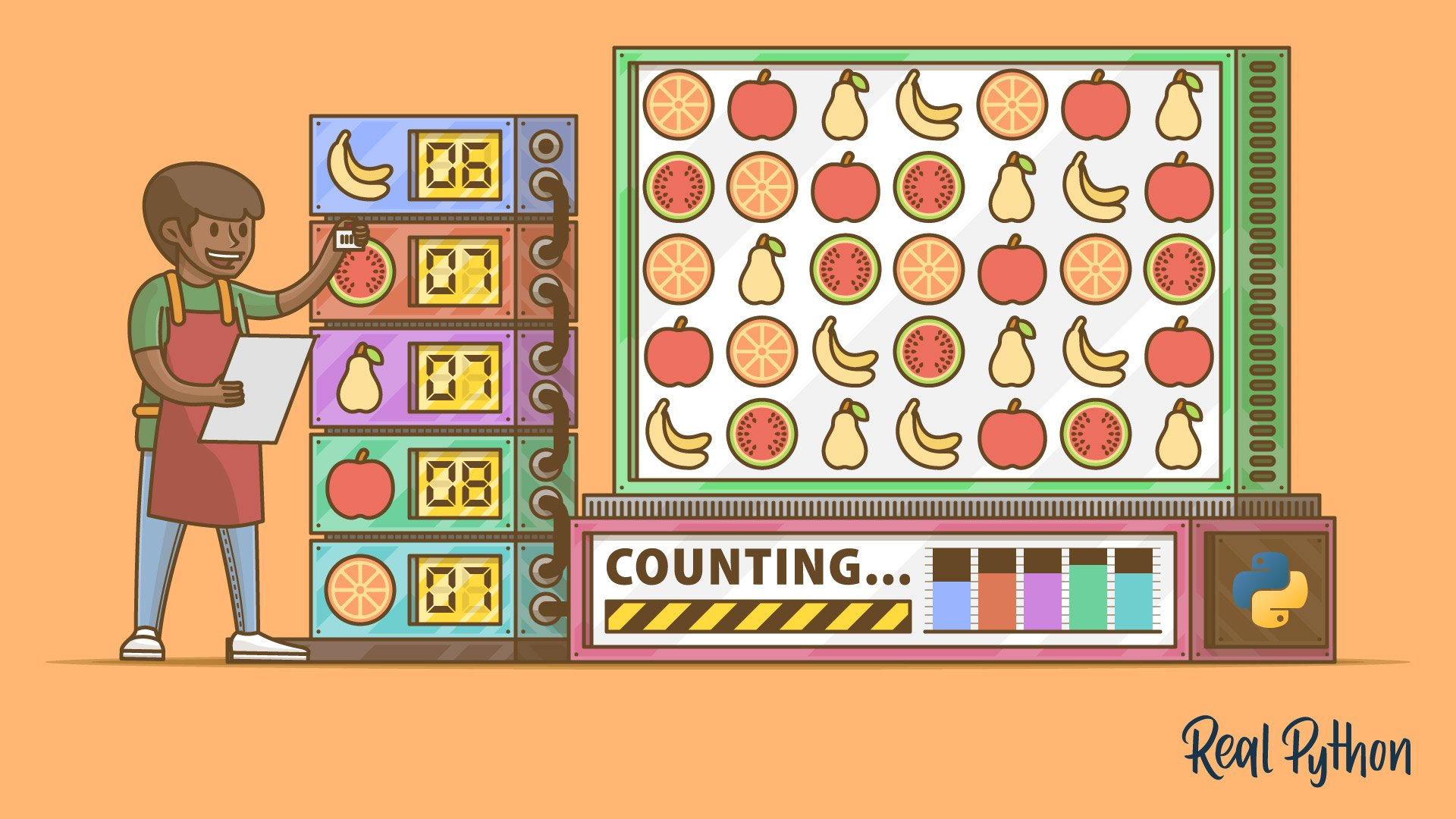 Python's Counter: The Pythonic Way to Count Objects