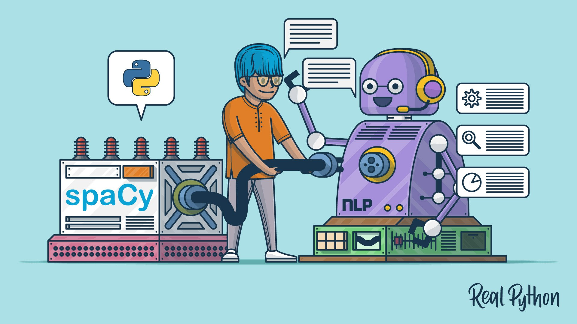 Natural Language Processing With spaCy in Python – Real Python