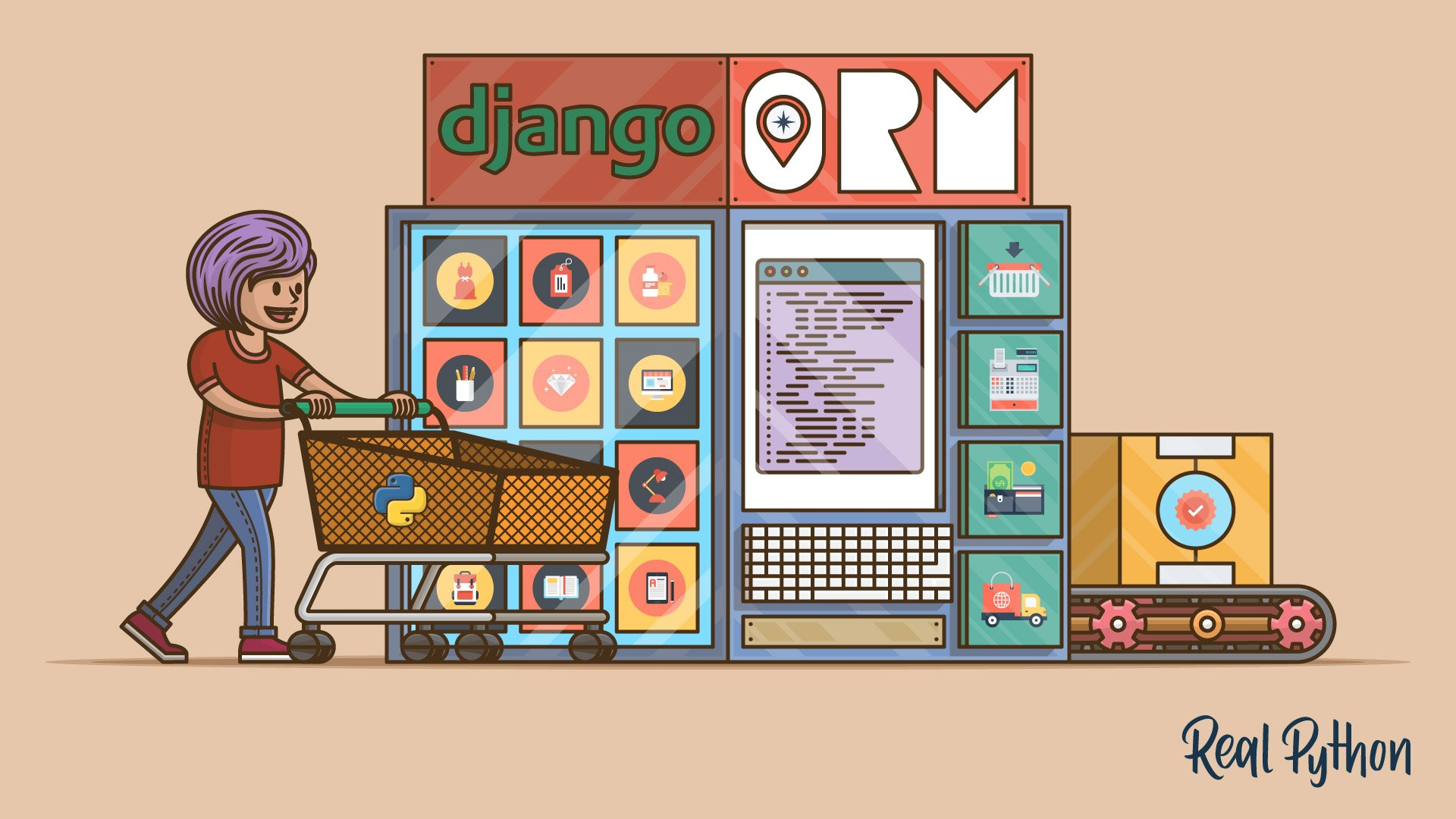 Modeling Polymorphism in Django With Python – Real Python