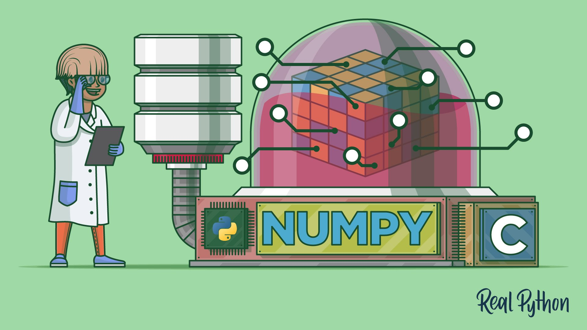 NumPy Tutorial: Your First Steps Into Data Science in Python
