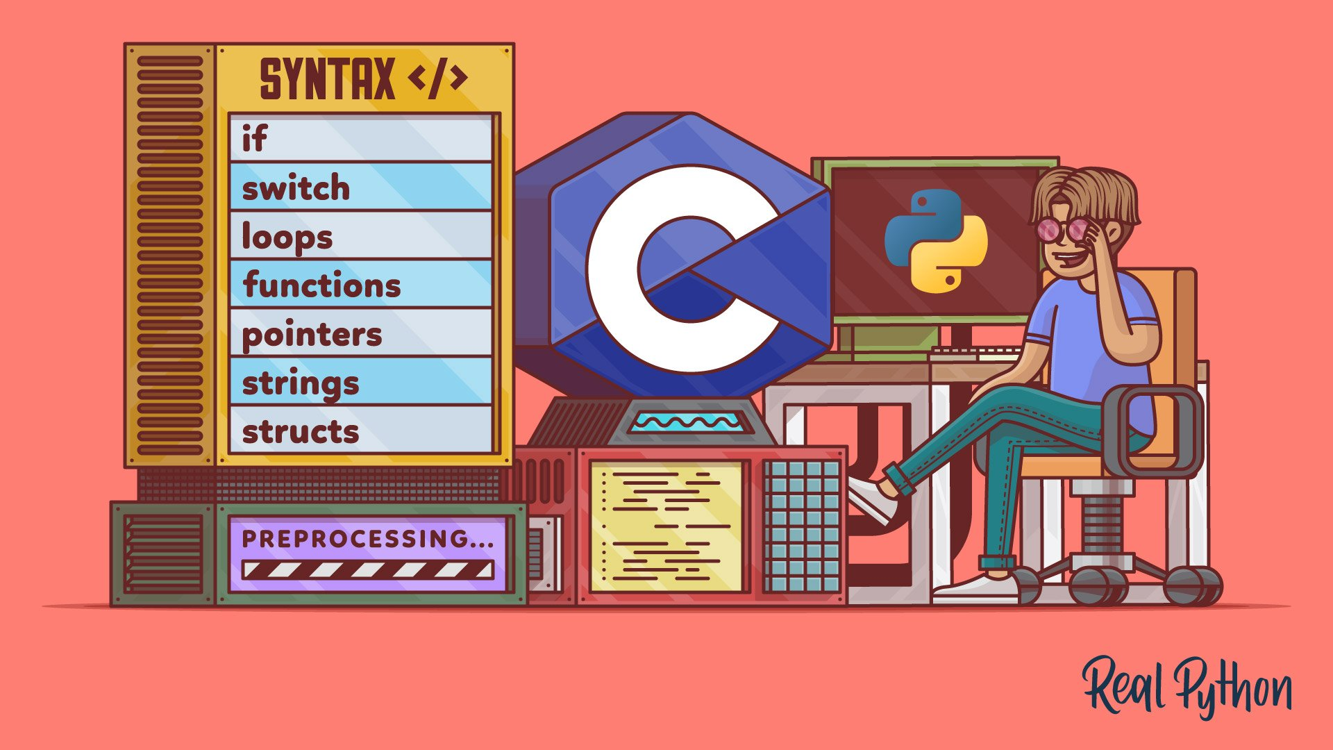 C for Python Programmers