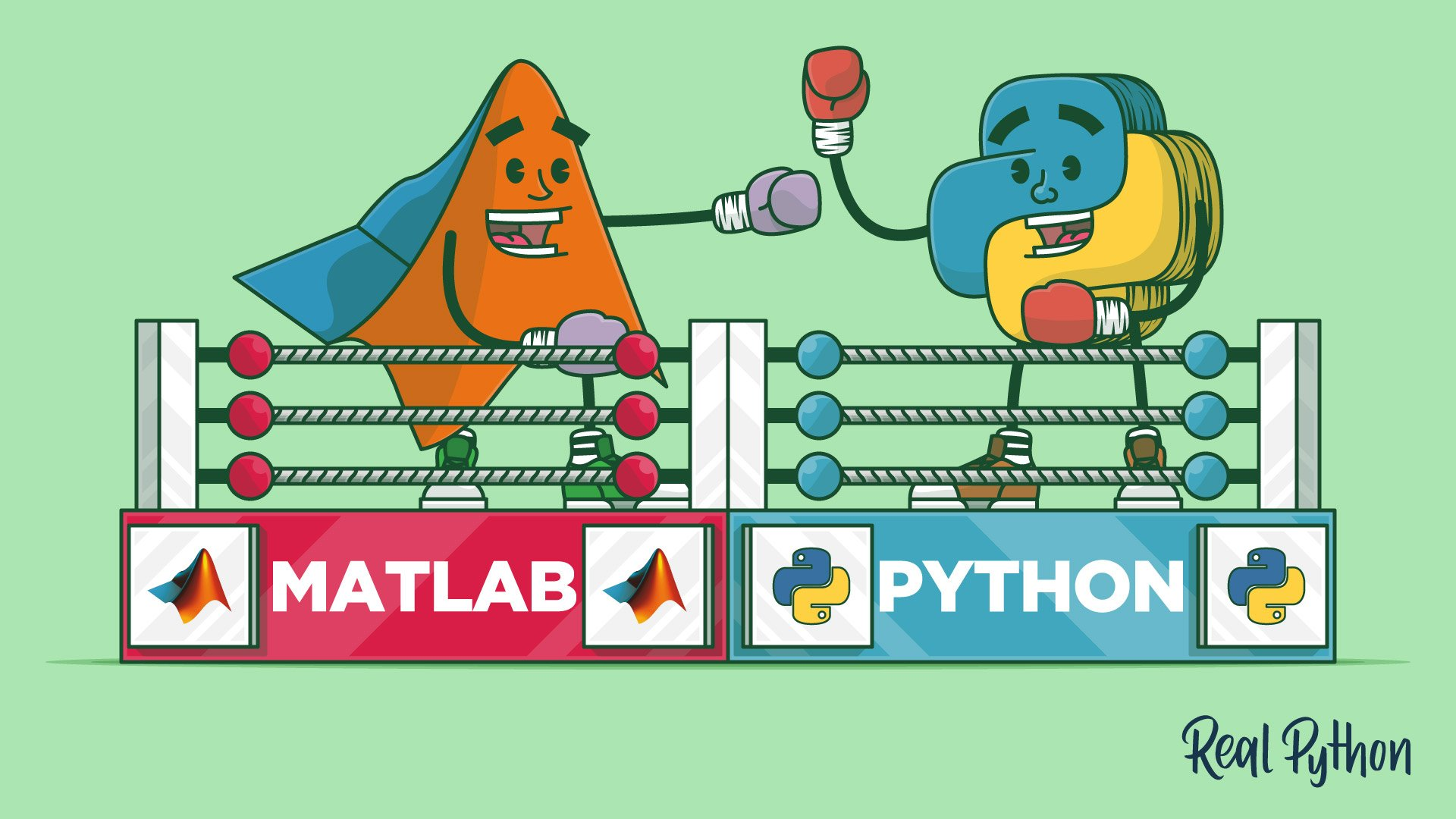MATLAB vs Python: Why and How to Make the Switch
