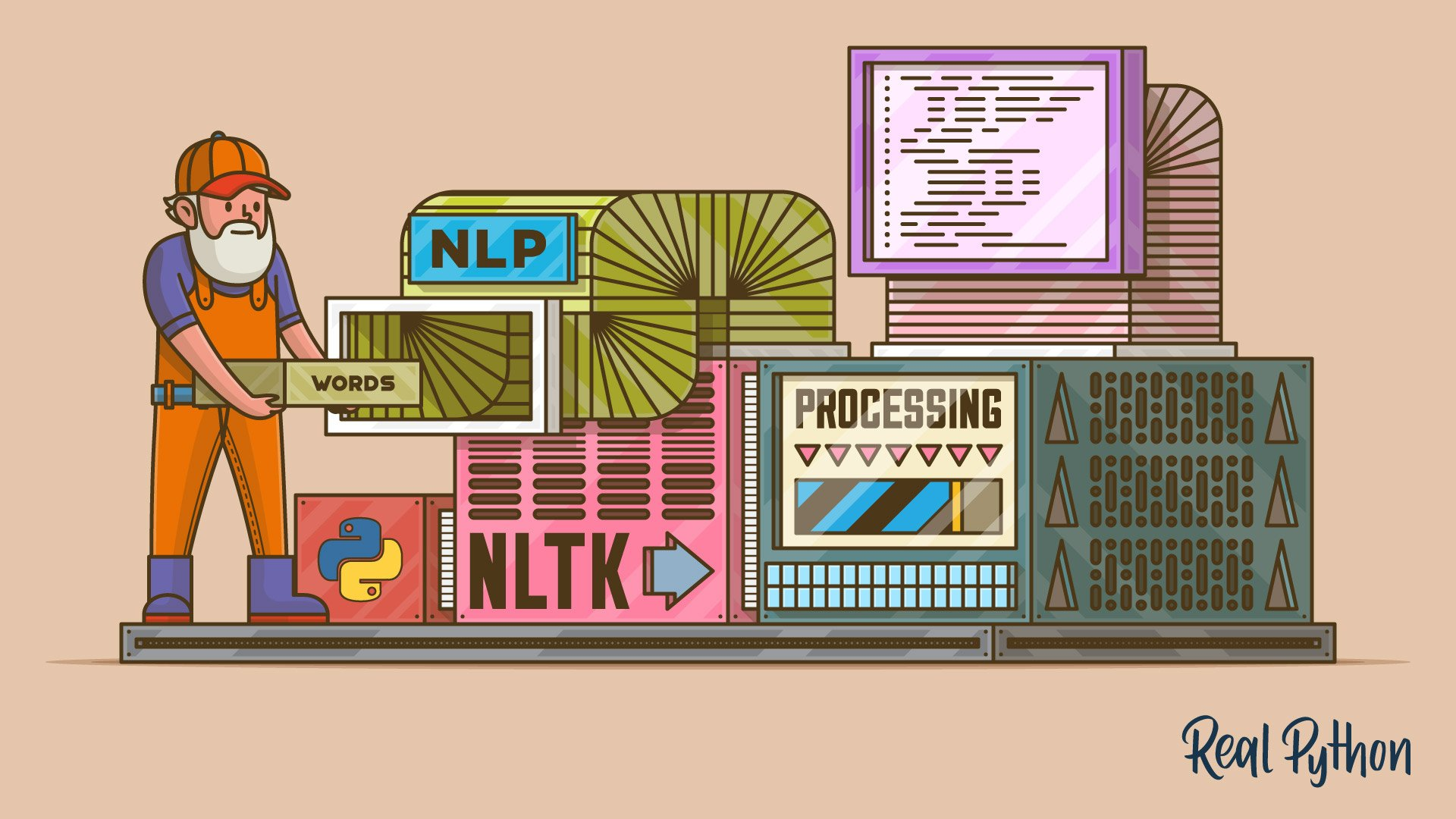 Natural Language Processing With Python's NLTK Package