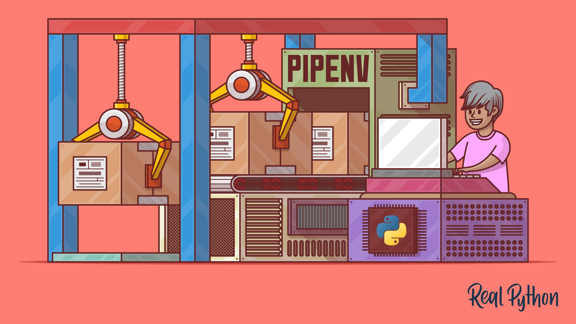 A Guide to Pipenv, the new Python Packaging Tool