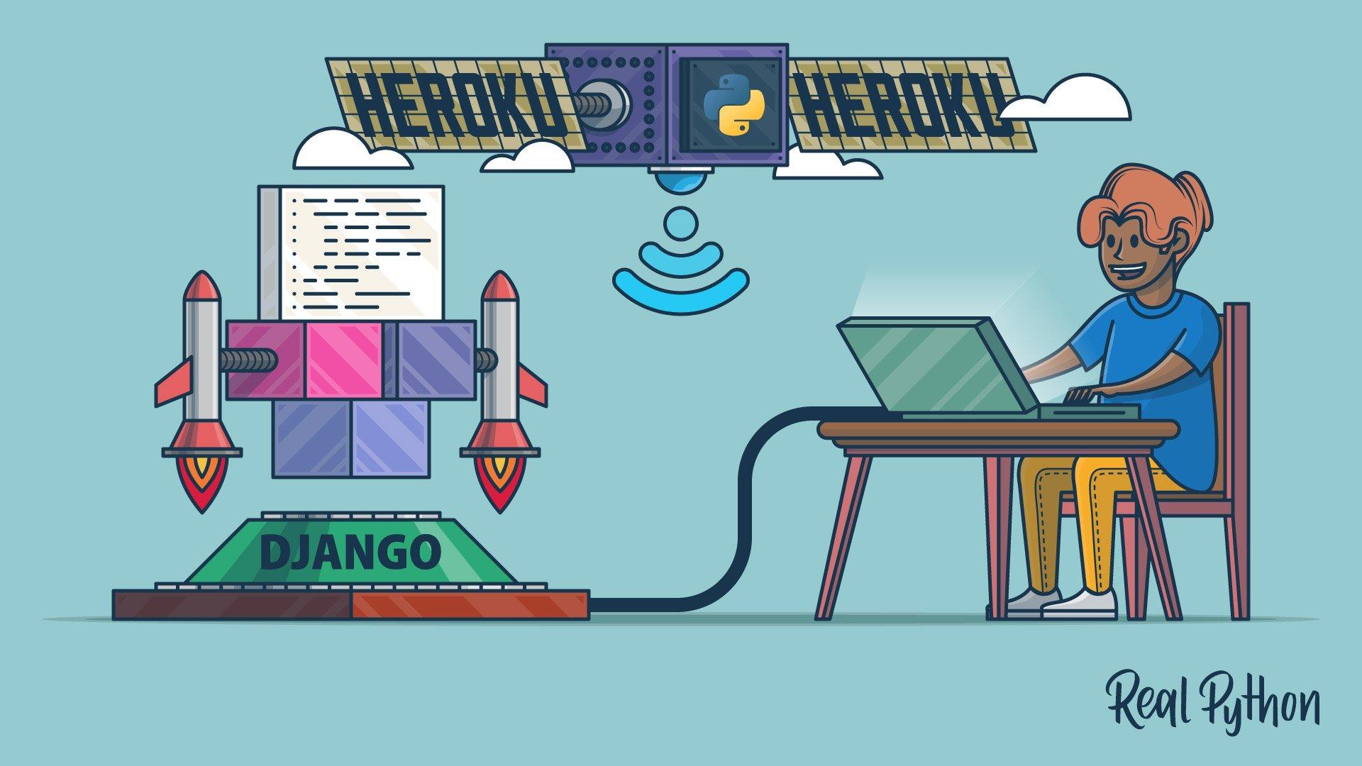 Hosting a Django Project on Heroku