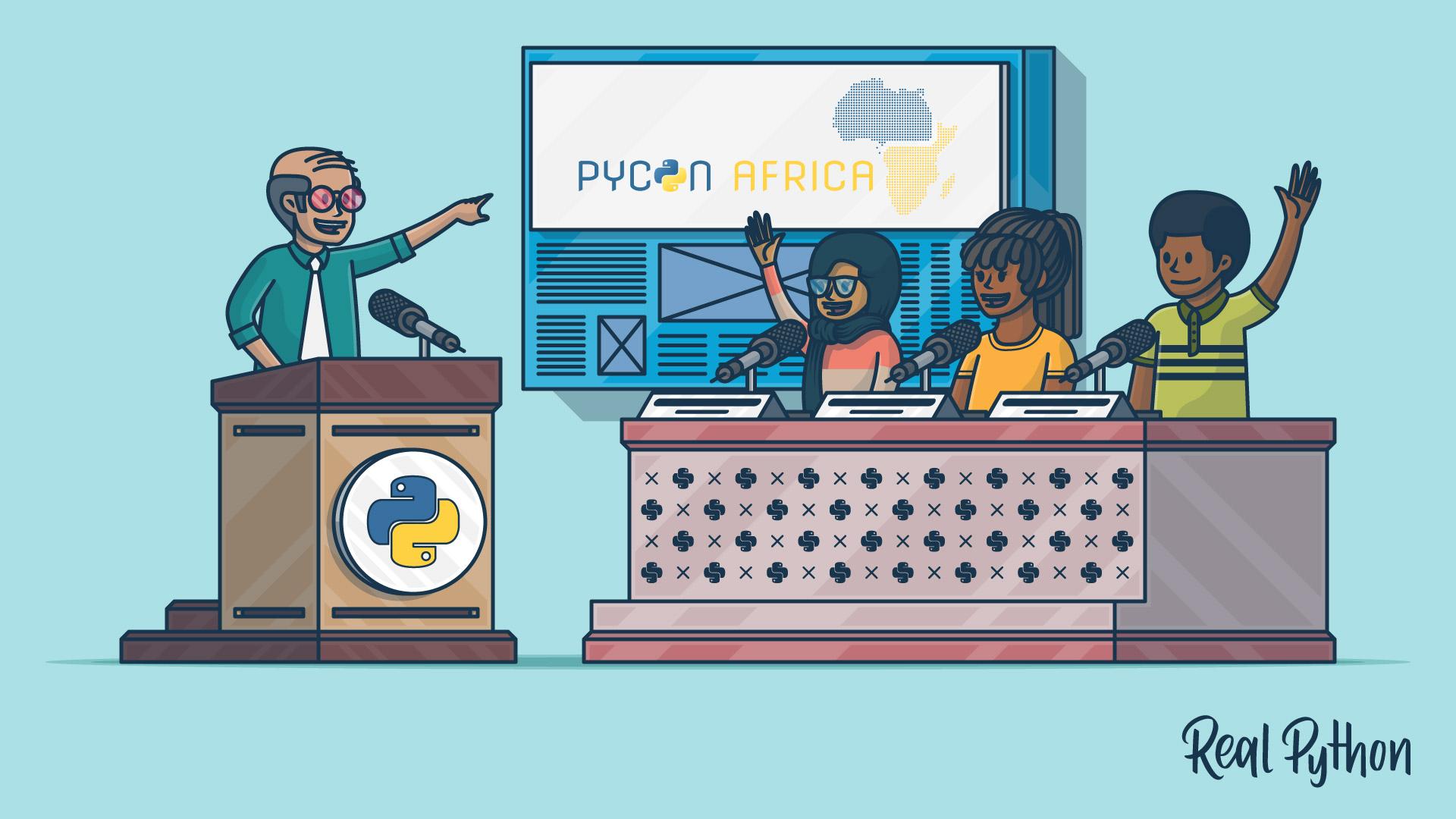 PyCon Africa 2019 (Recap)