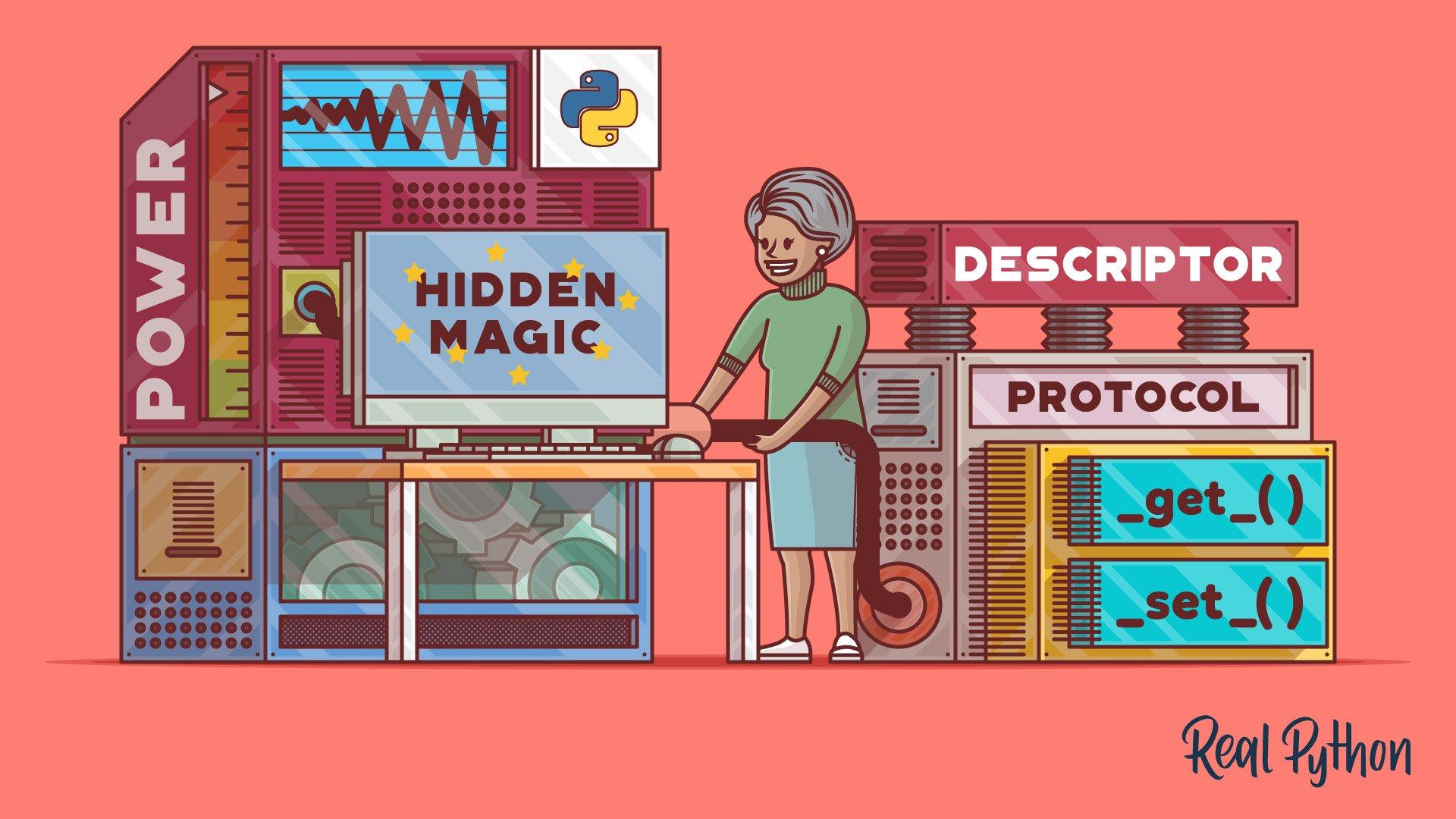 Python Descriptors An Introduction Real Python