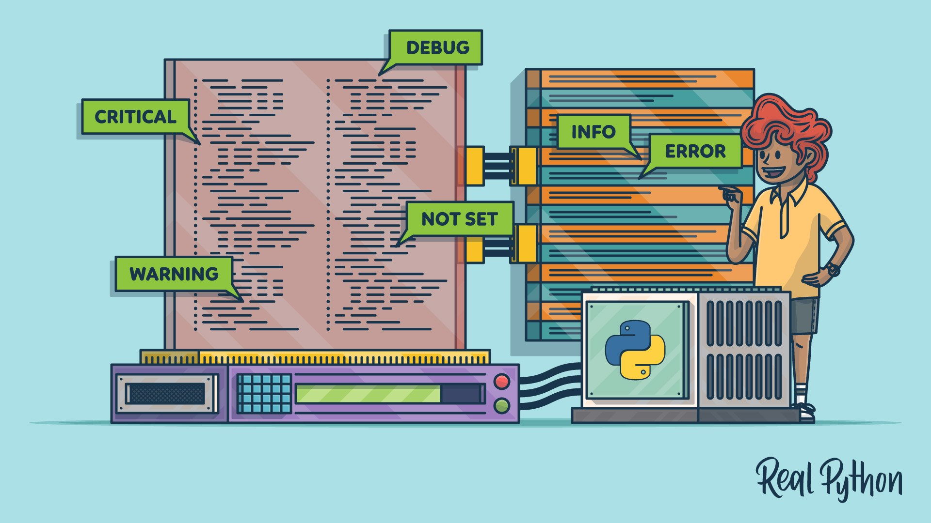 Python Logging: A Stroll Through the Source Code – Real Python