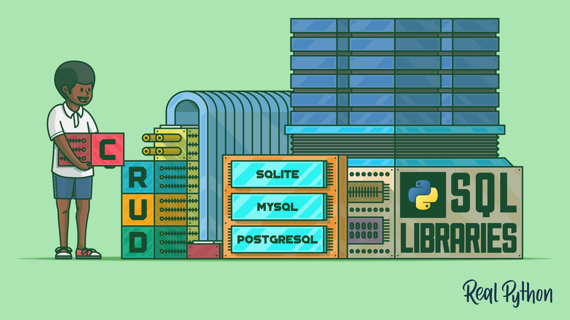 Introduction to Python SQL Libraries