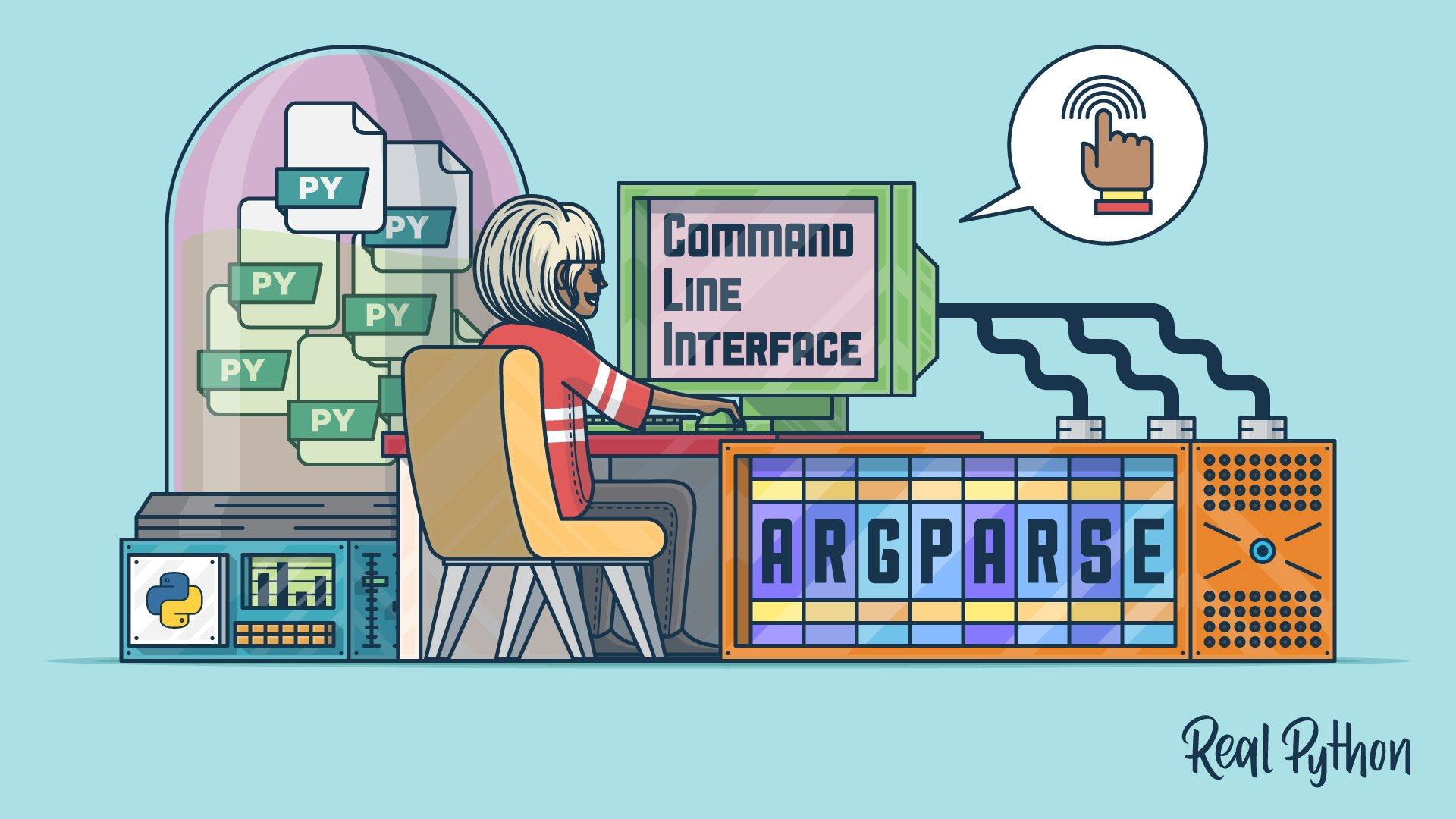 How to Build Command Line Interfaces in Python With argparse