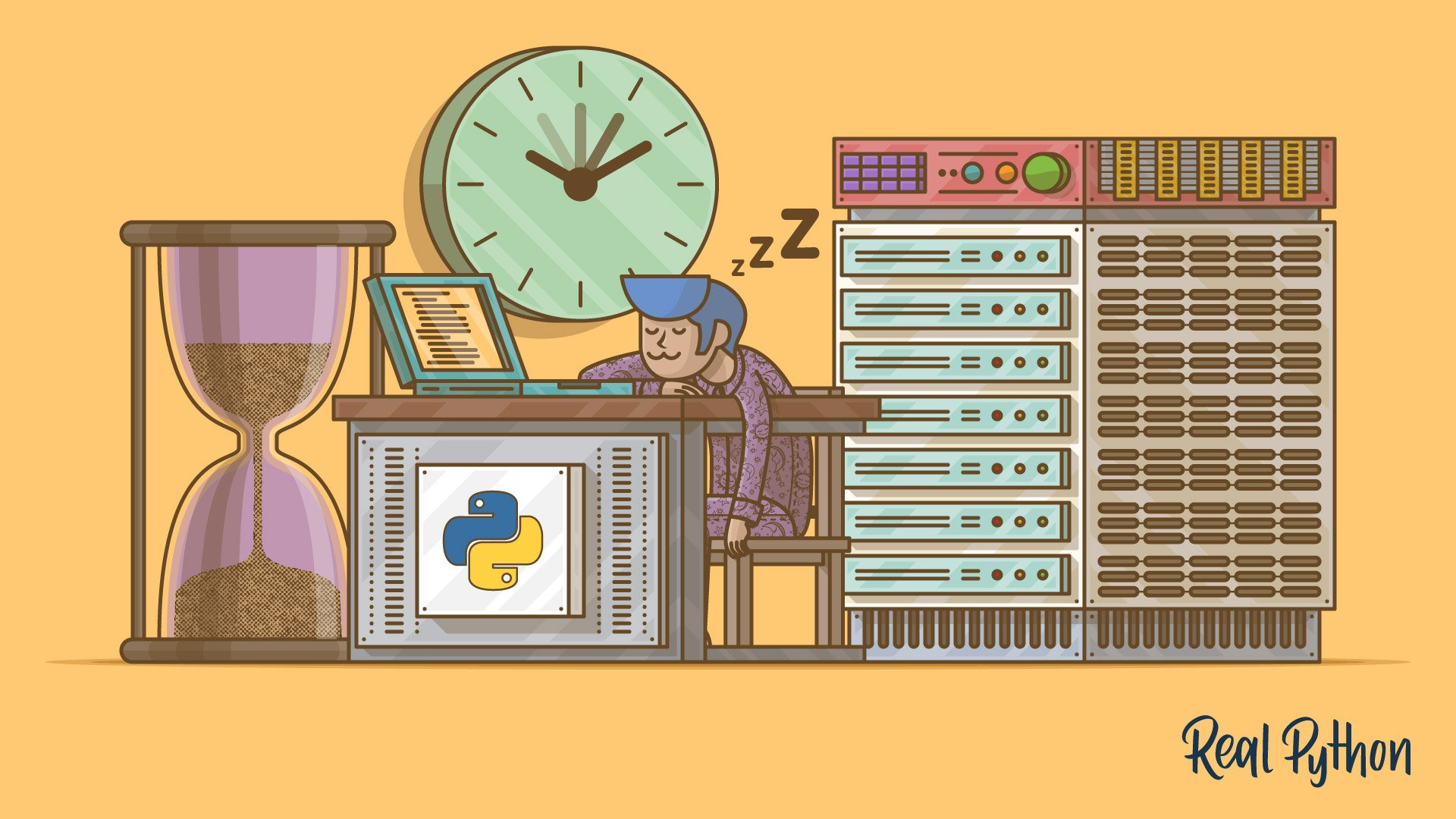 Python sleep(): How to Add Time Delays to Your Code