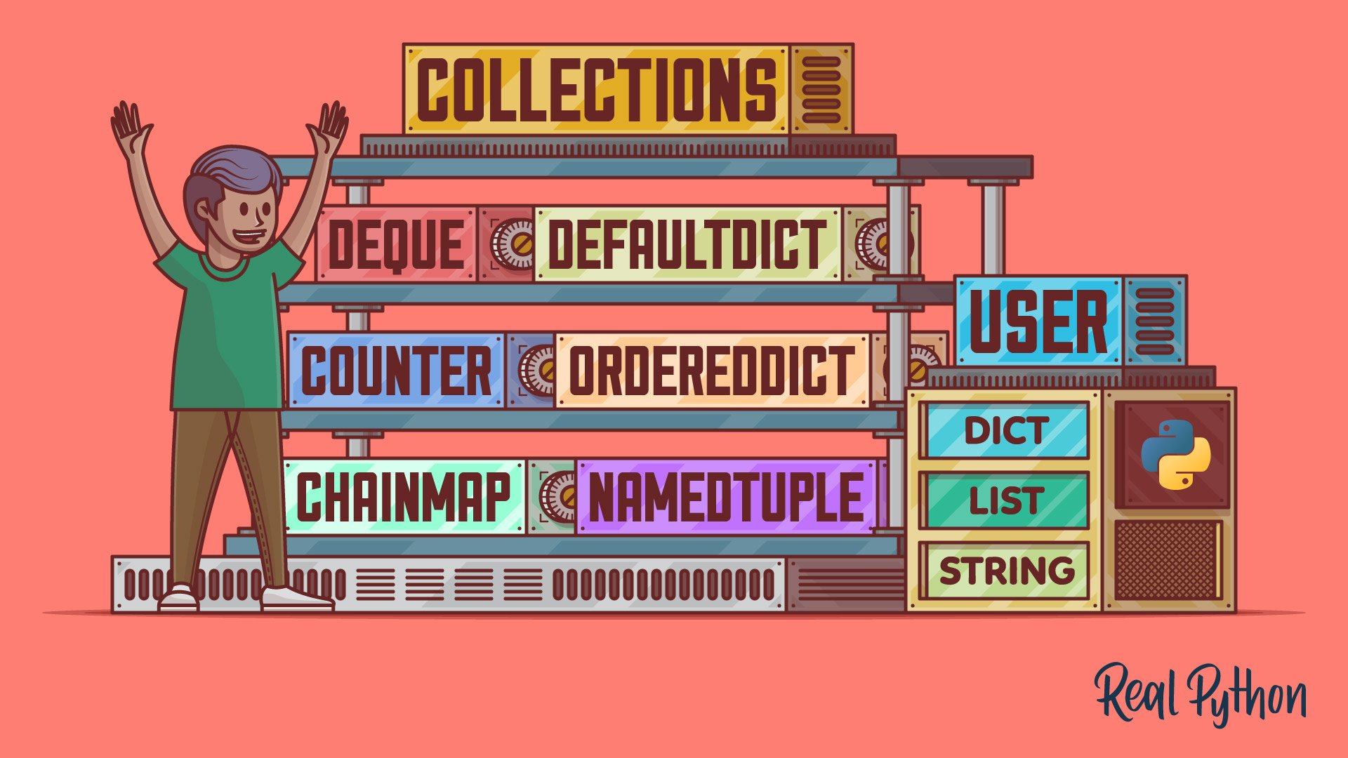 Python's collections: A Buffet of Specialized Data Types