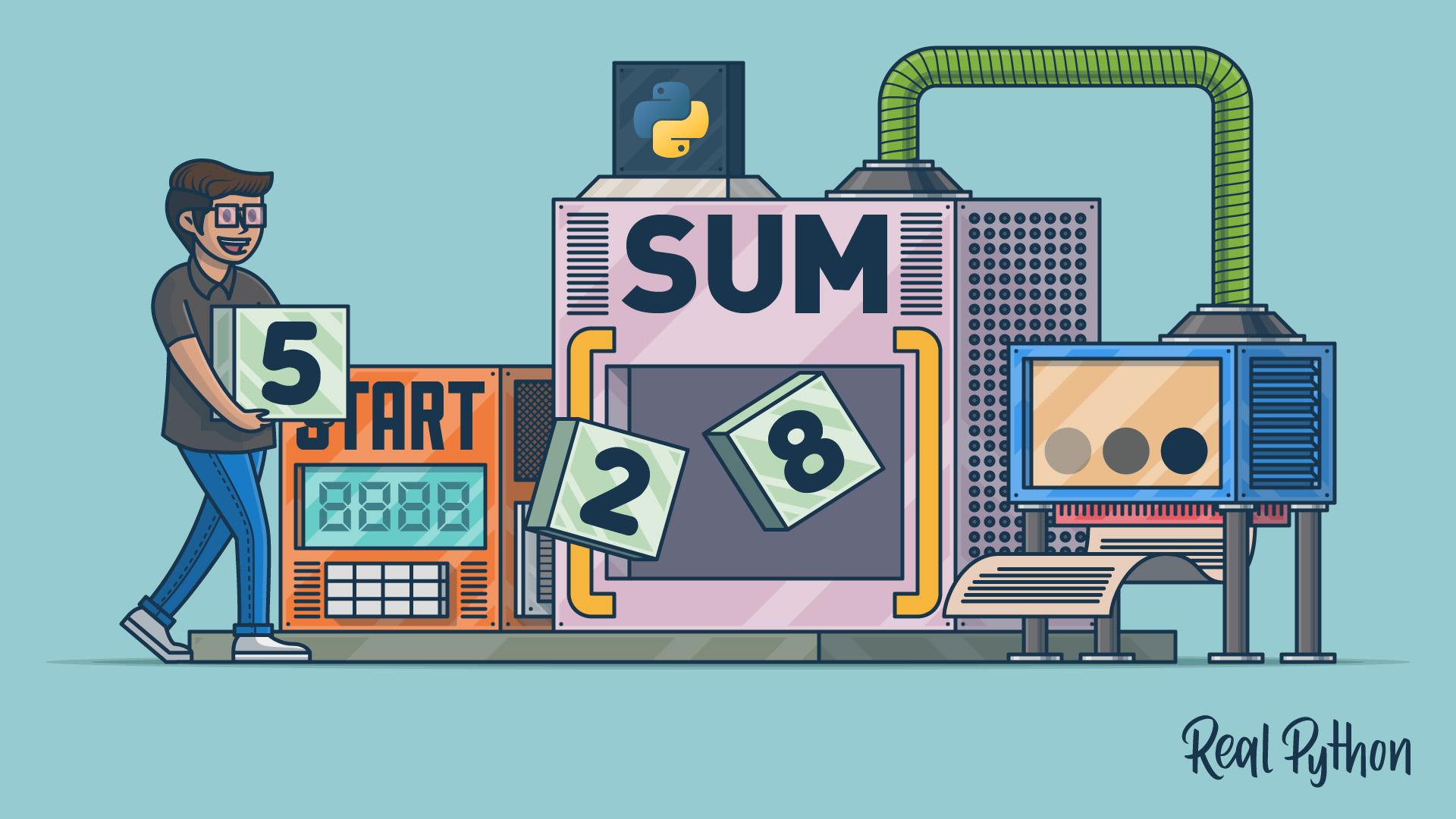 Python's sum(): The Pythonic Way to Sum Values