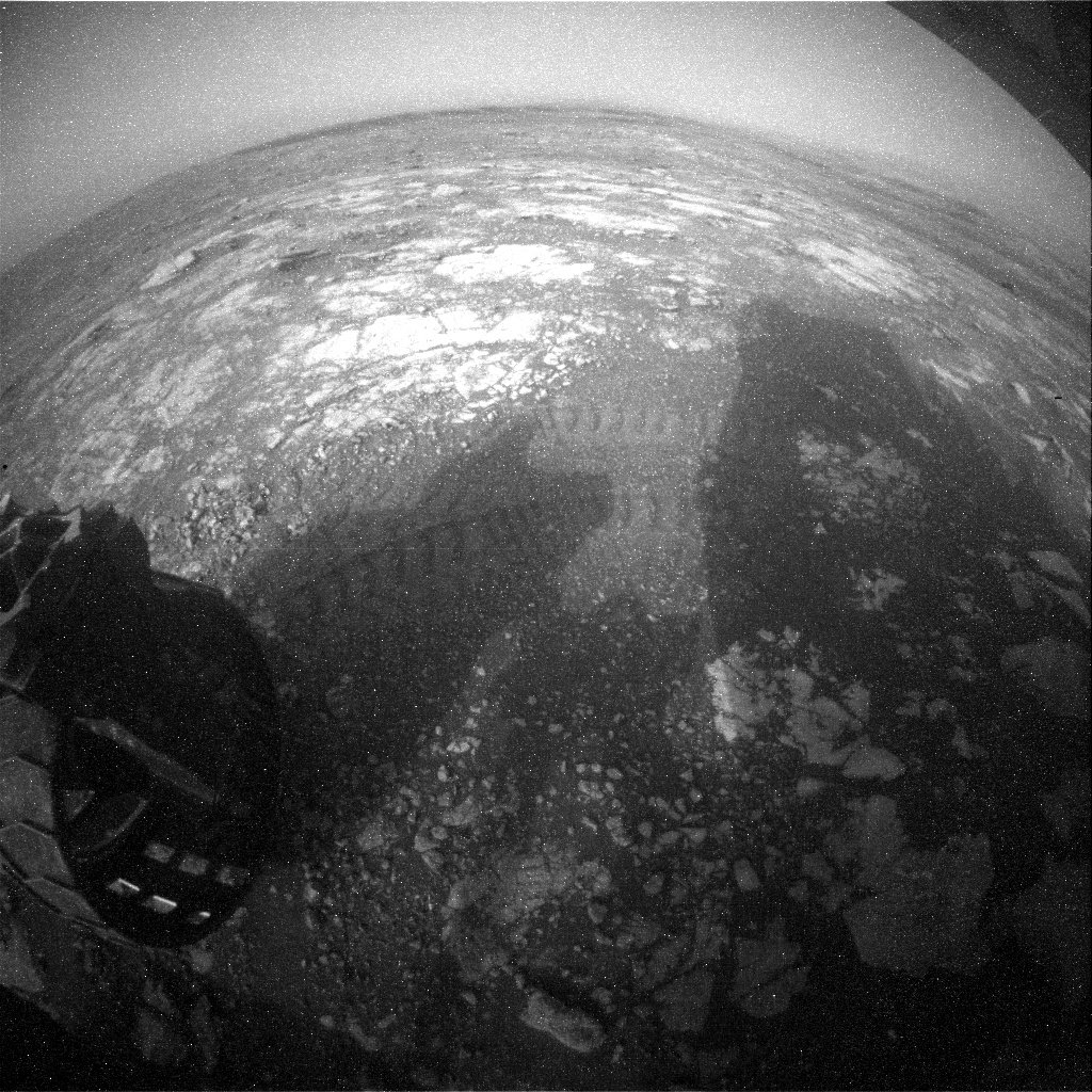 Consuming APIs with Python: Mars Rover Picture