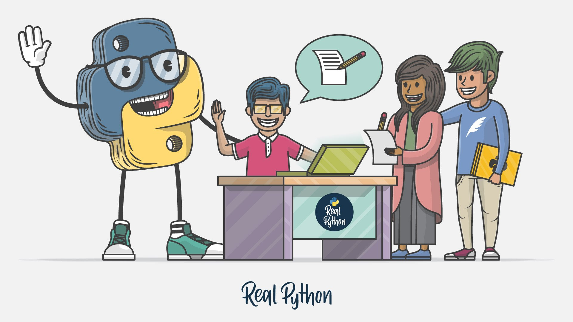 Join the Real Python Tutorial Team
