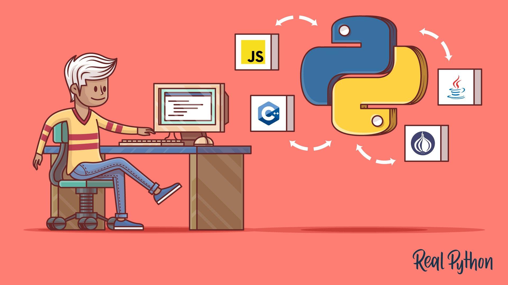 Switching to Python