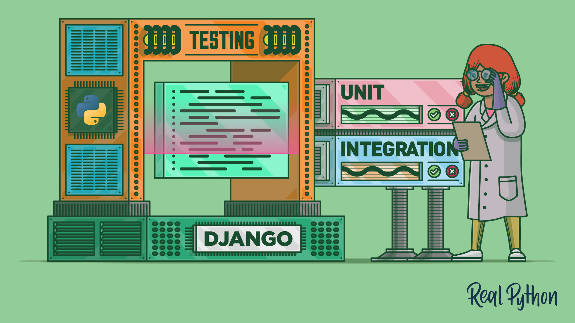 Testing in Django (Part 1) – Best Practices and Examples