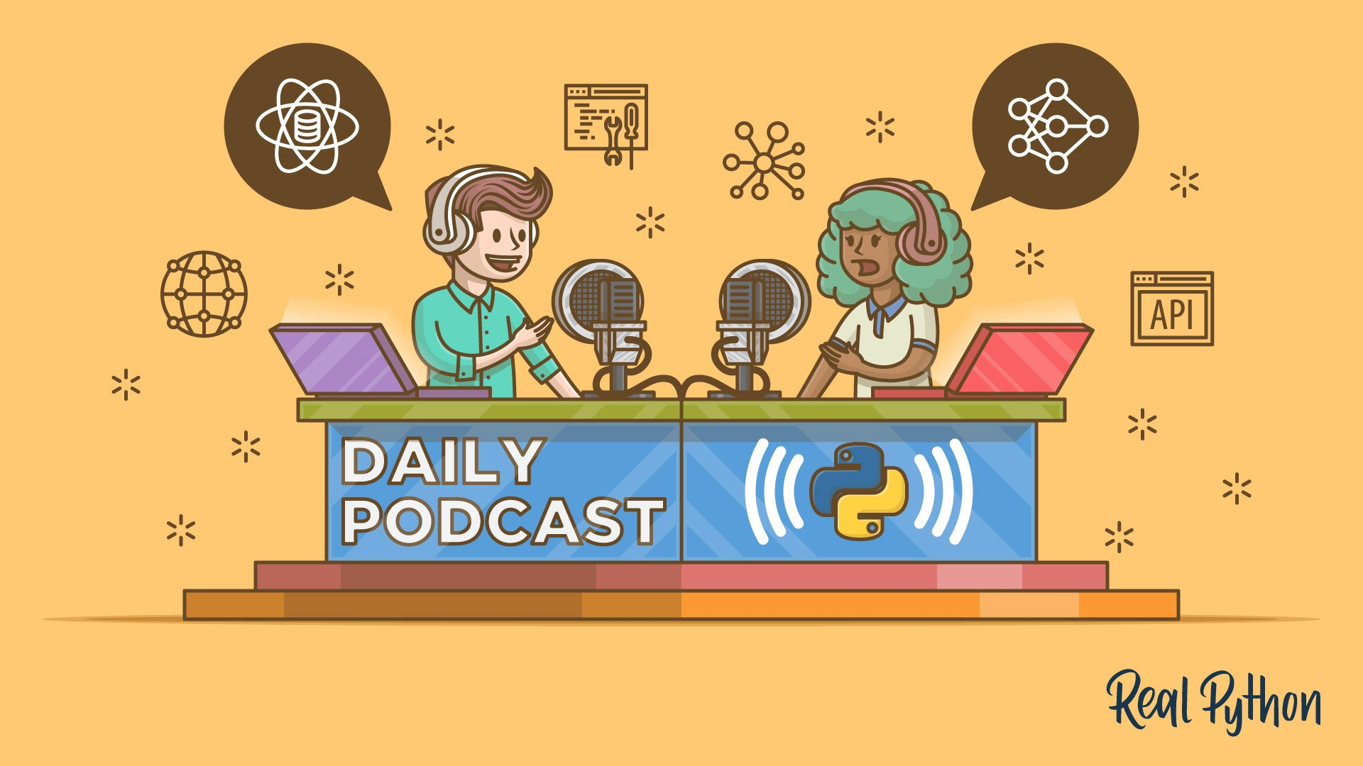 The Ultimate List of Data Science Podcasts – Real Python