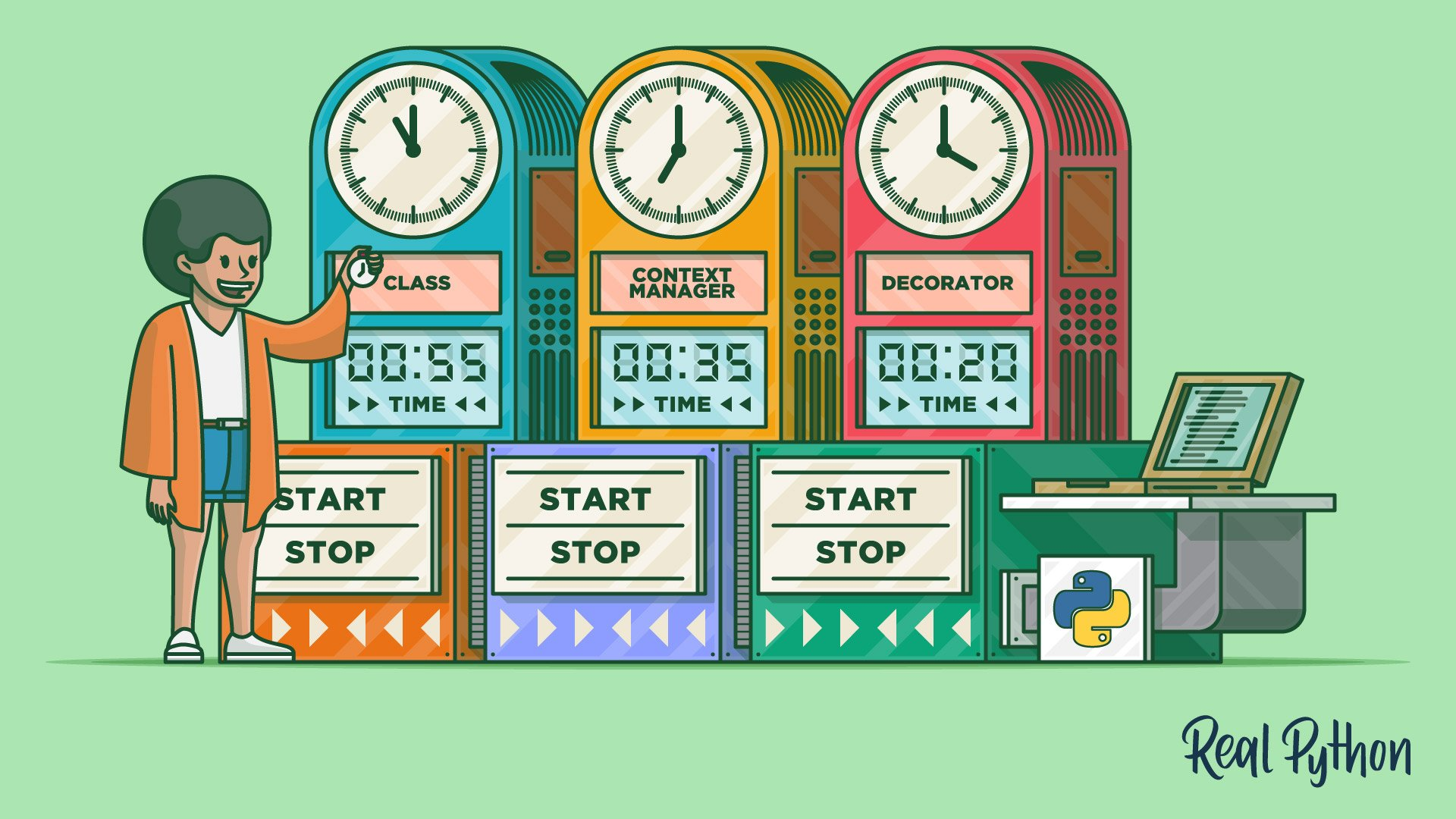 Python Timer Functions: Three Ways to Monitor Your Code