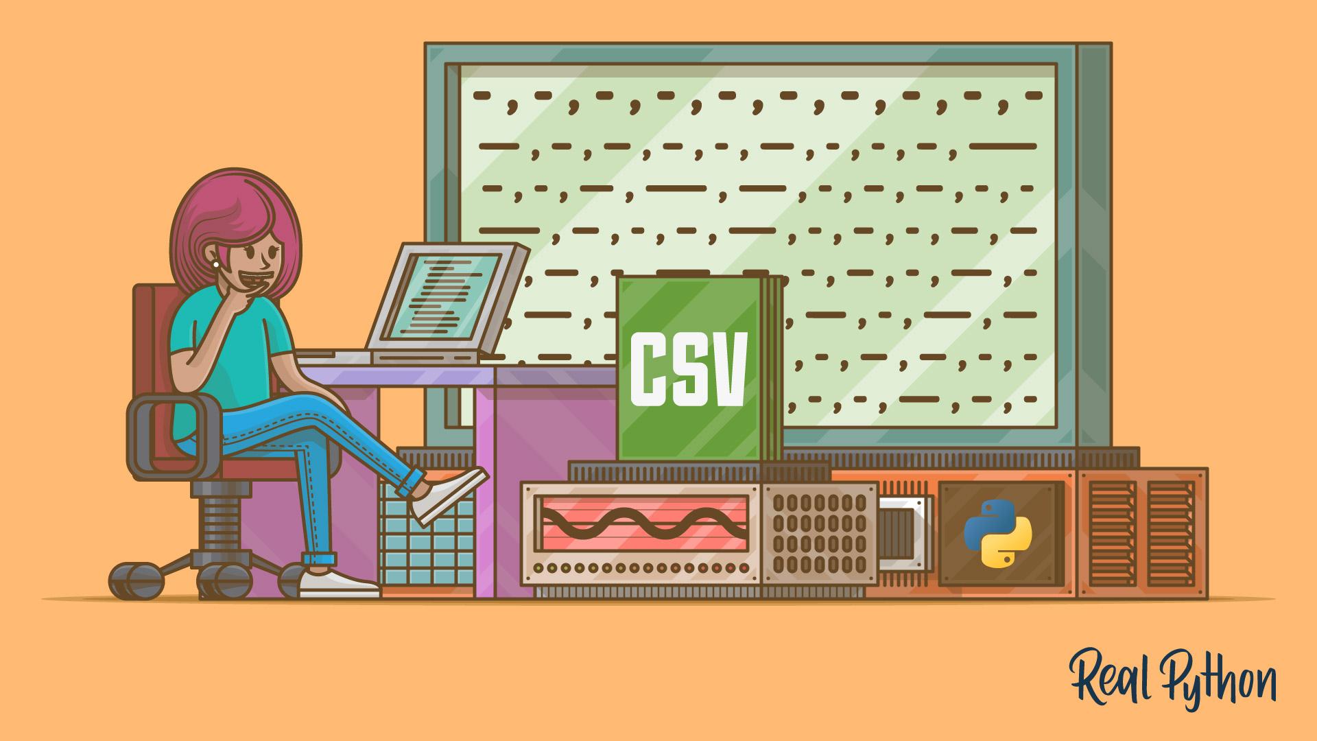 Python Practice Problems: Parsing CSV Files