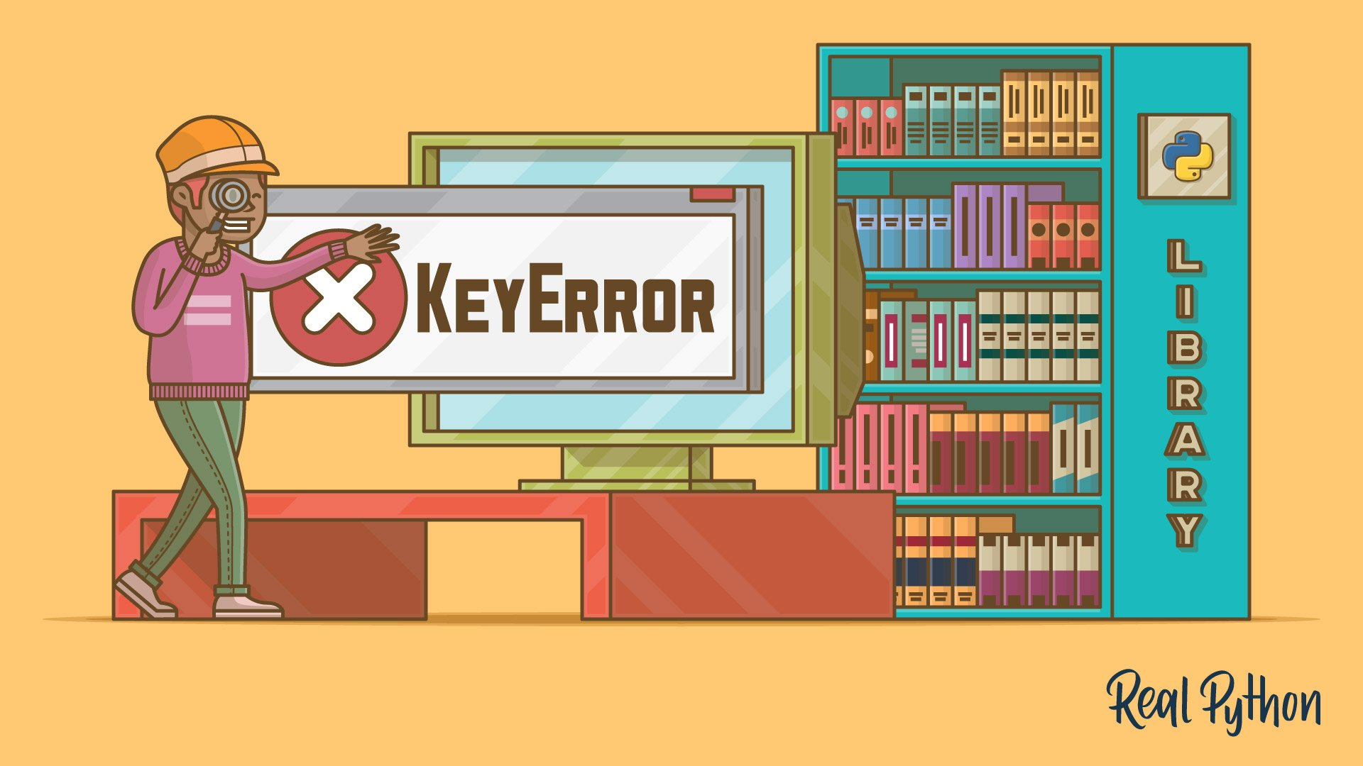Python KeyError Exceptions and How to Handle Them – Real Python