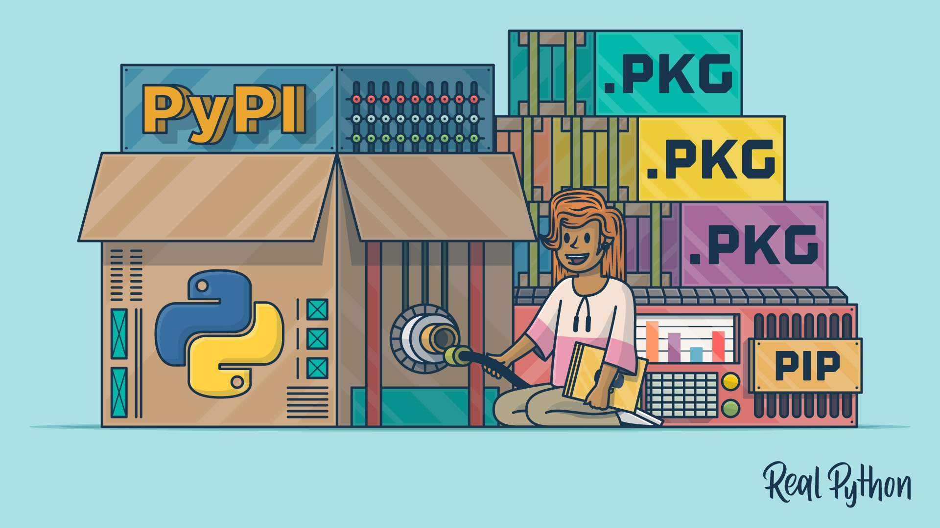 What Is pip? A Guide for New Pythonistas