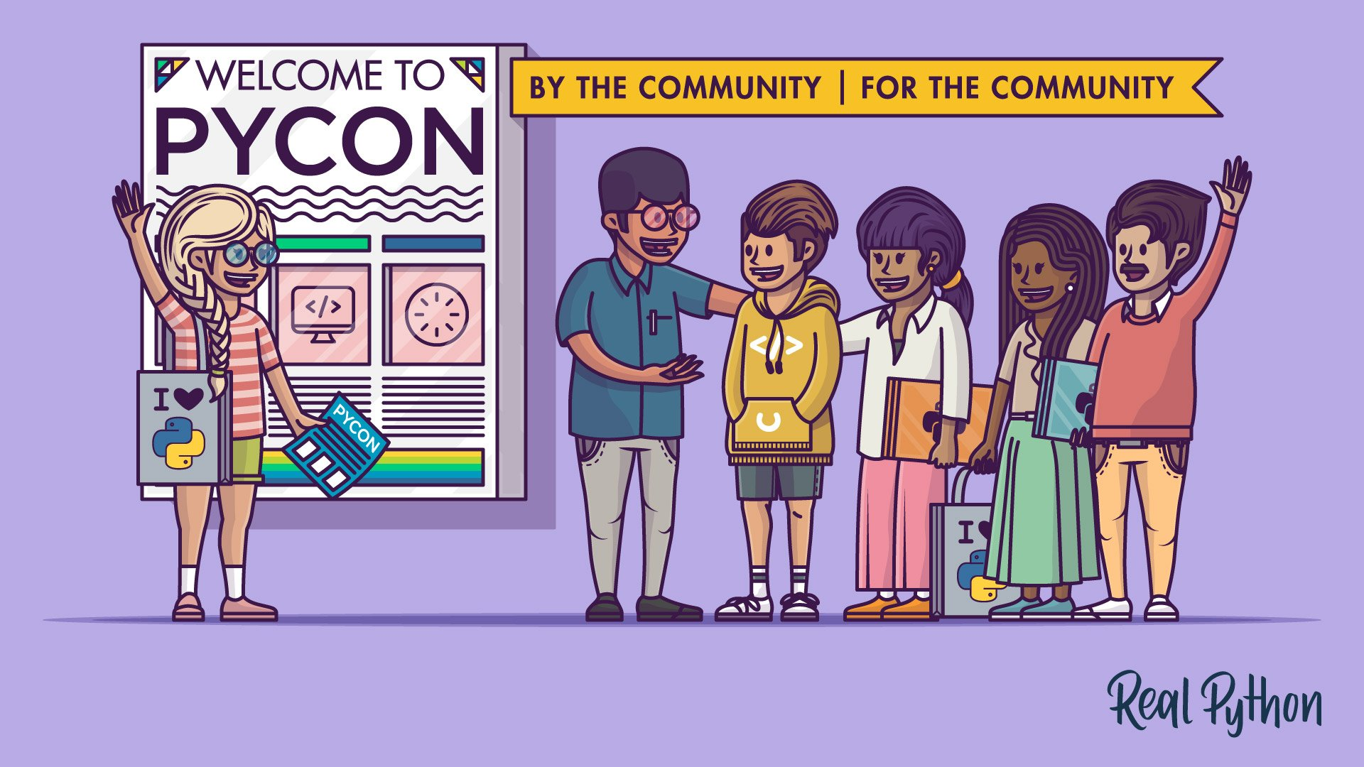 How to Get the Most Out of PyCon