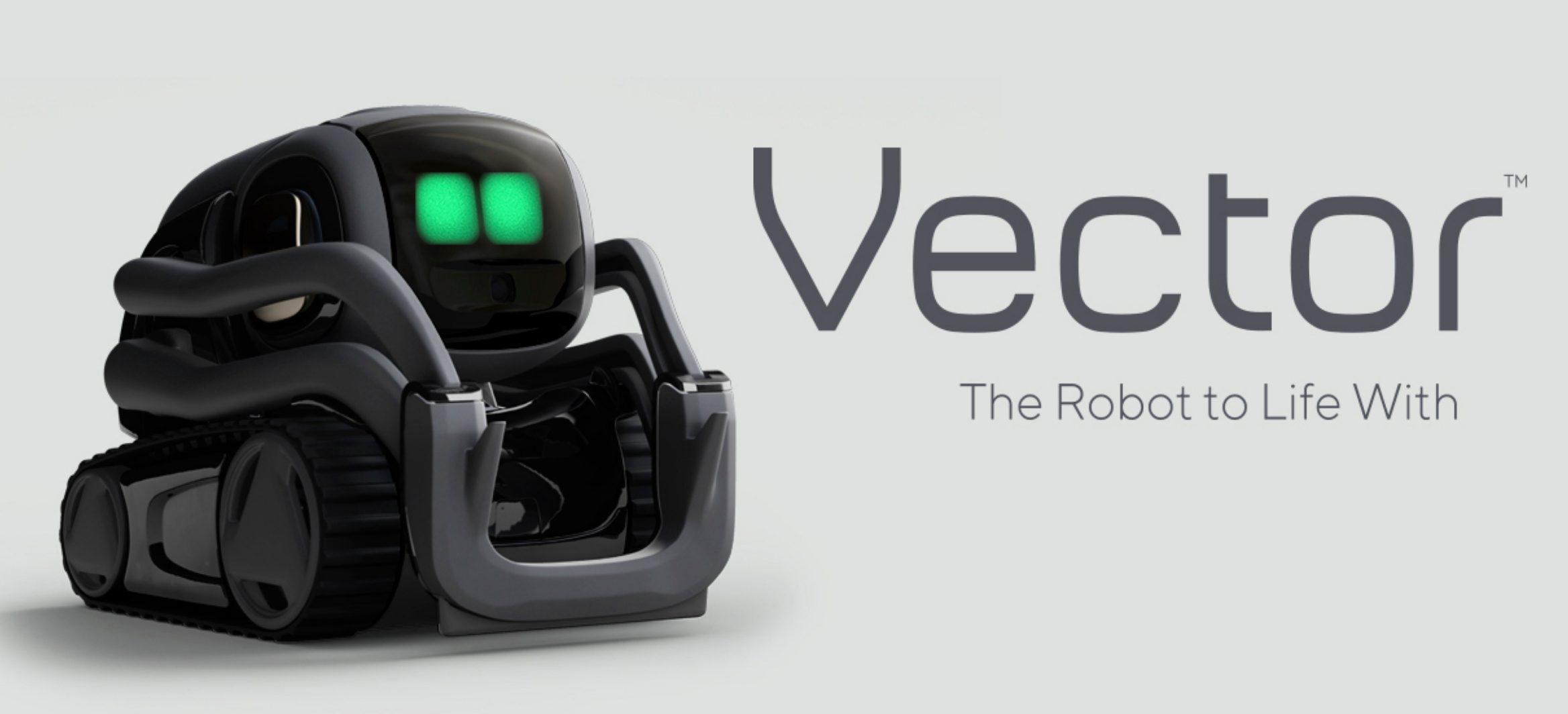 ANKI's Robot Vector
