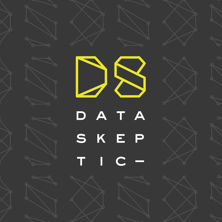 Data Skeptic Podcast Logo