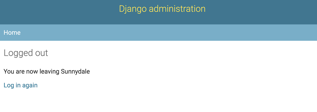 Customize Django Admin Templates