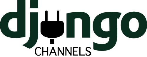 Django channels logo