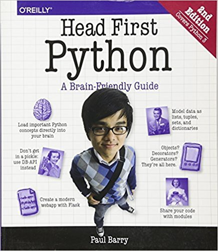 Head-First Python