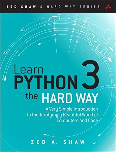 Python 3 The Hard Wayを学ぶ