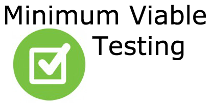 'Minimum viable test'
