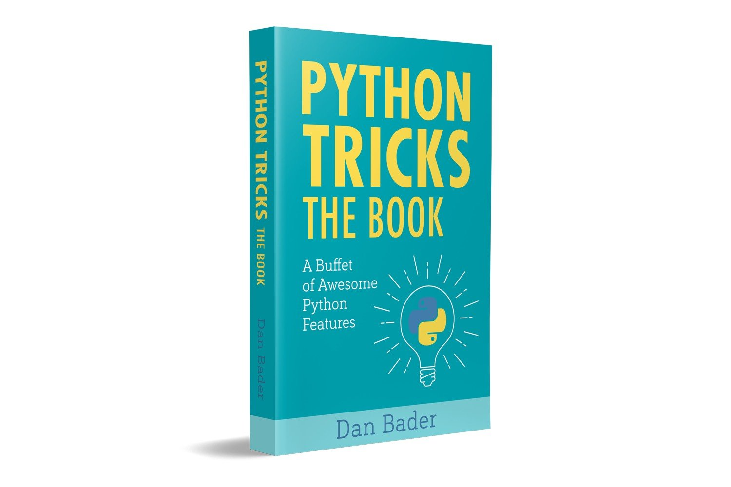 Python Tricks: The Book