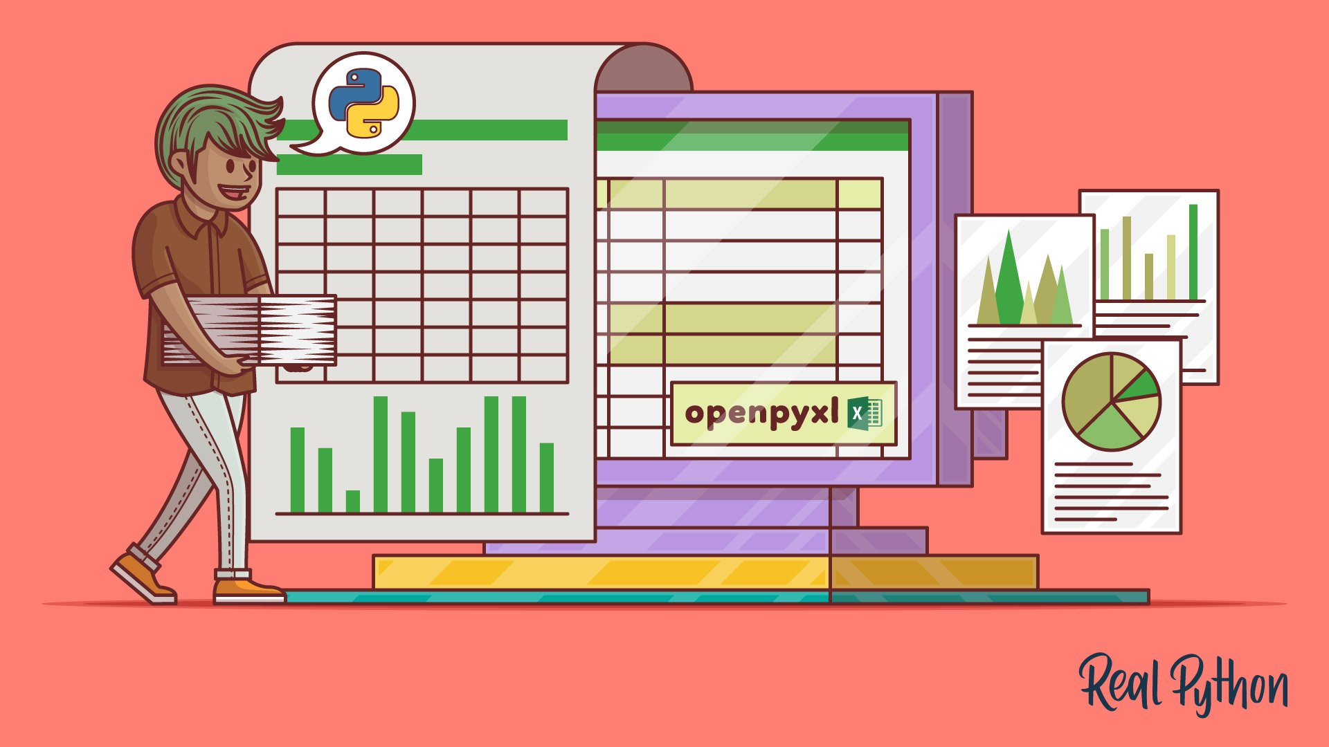 A Guide to Excel Spreadsheets in Python With openpyxl – Real